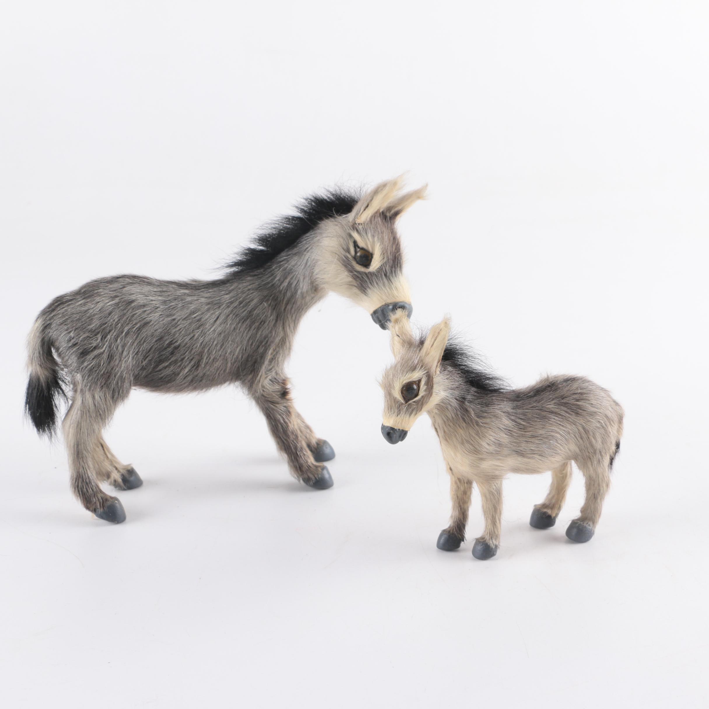 Donkey Figurines