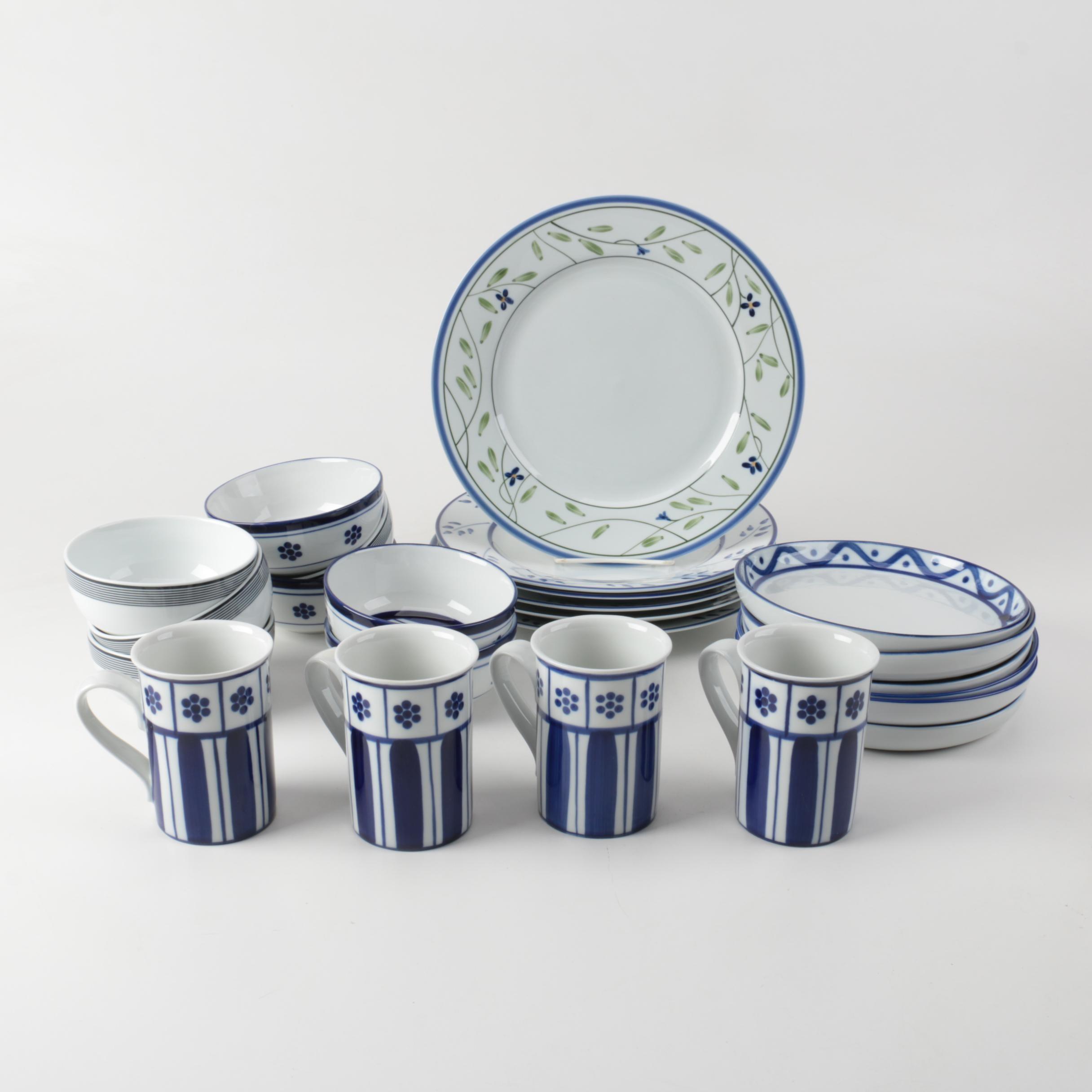 Dansk Porcelain Tableware ... & Dansk Porcelain Tableware : EBTH