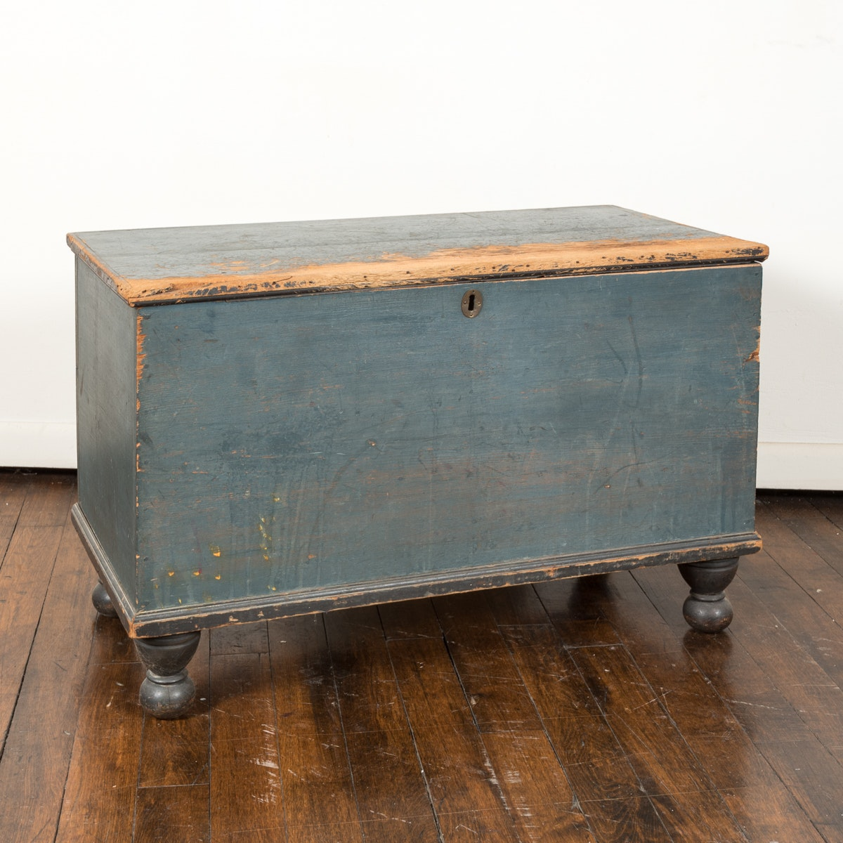 Vintage Painted Chest