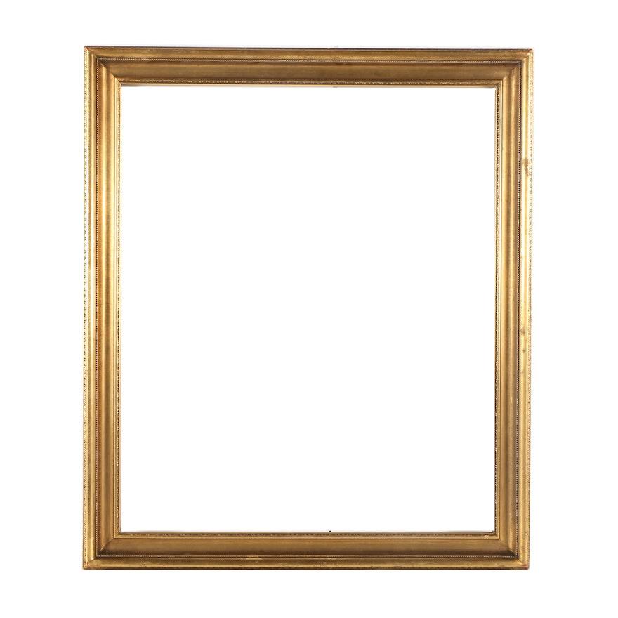 Gilt Wooden Frame : EBTH