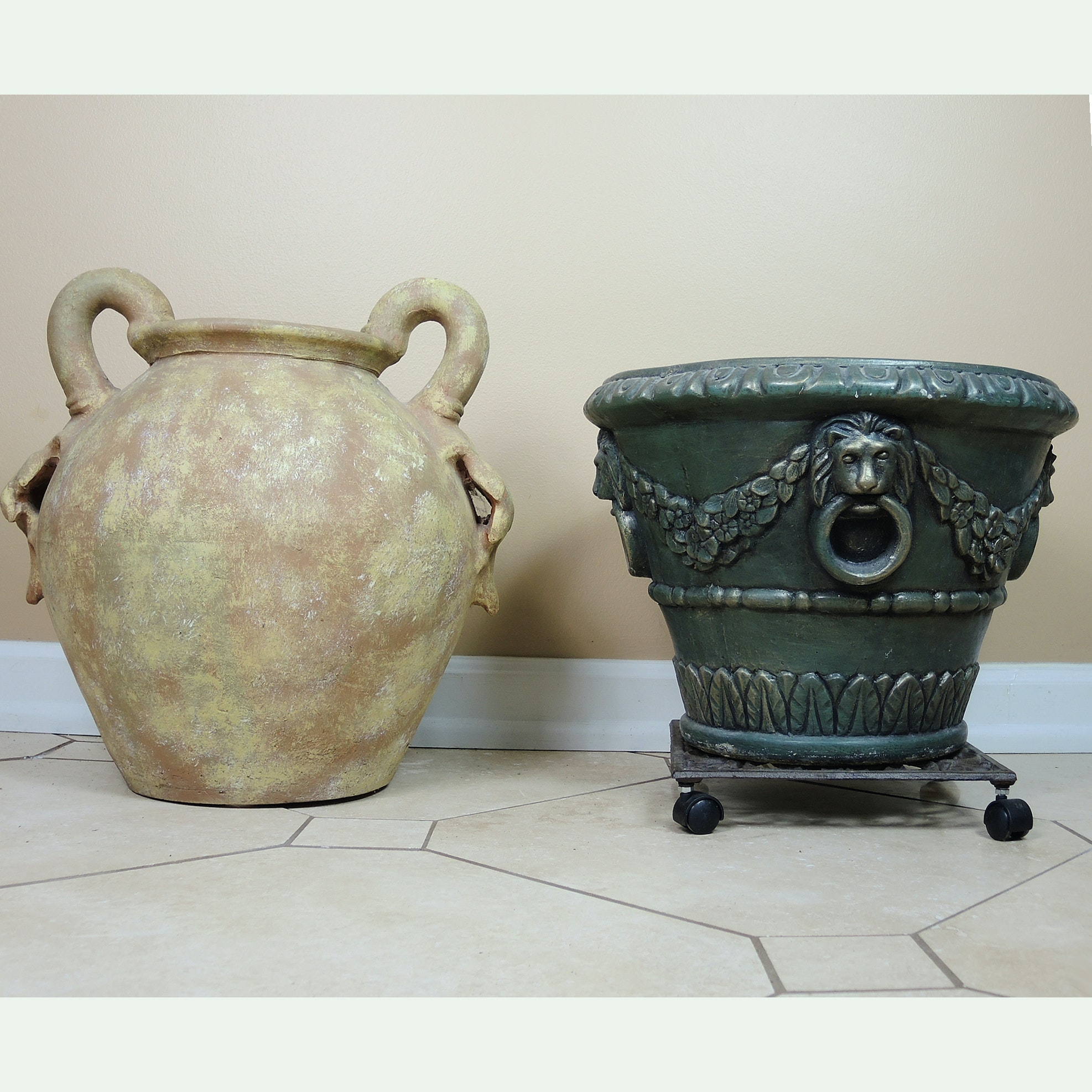 Decorative Vase and Garden Planter
