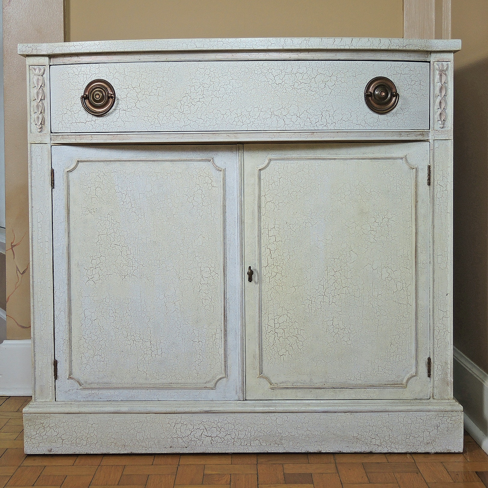 French Provincial Style Cabinet by Drexel Furniture