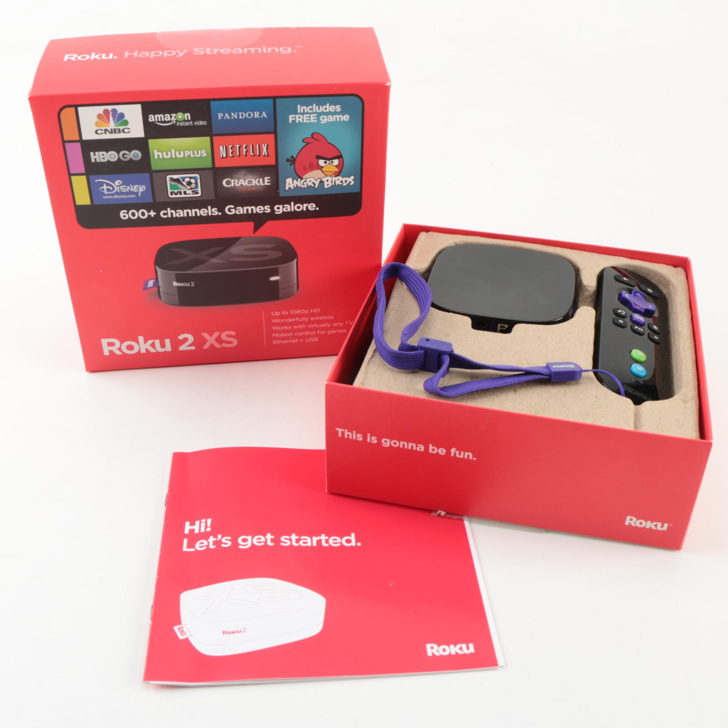 Roku 2 XS Streaming Device