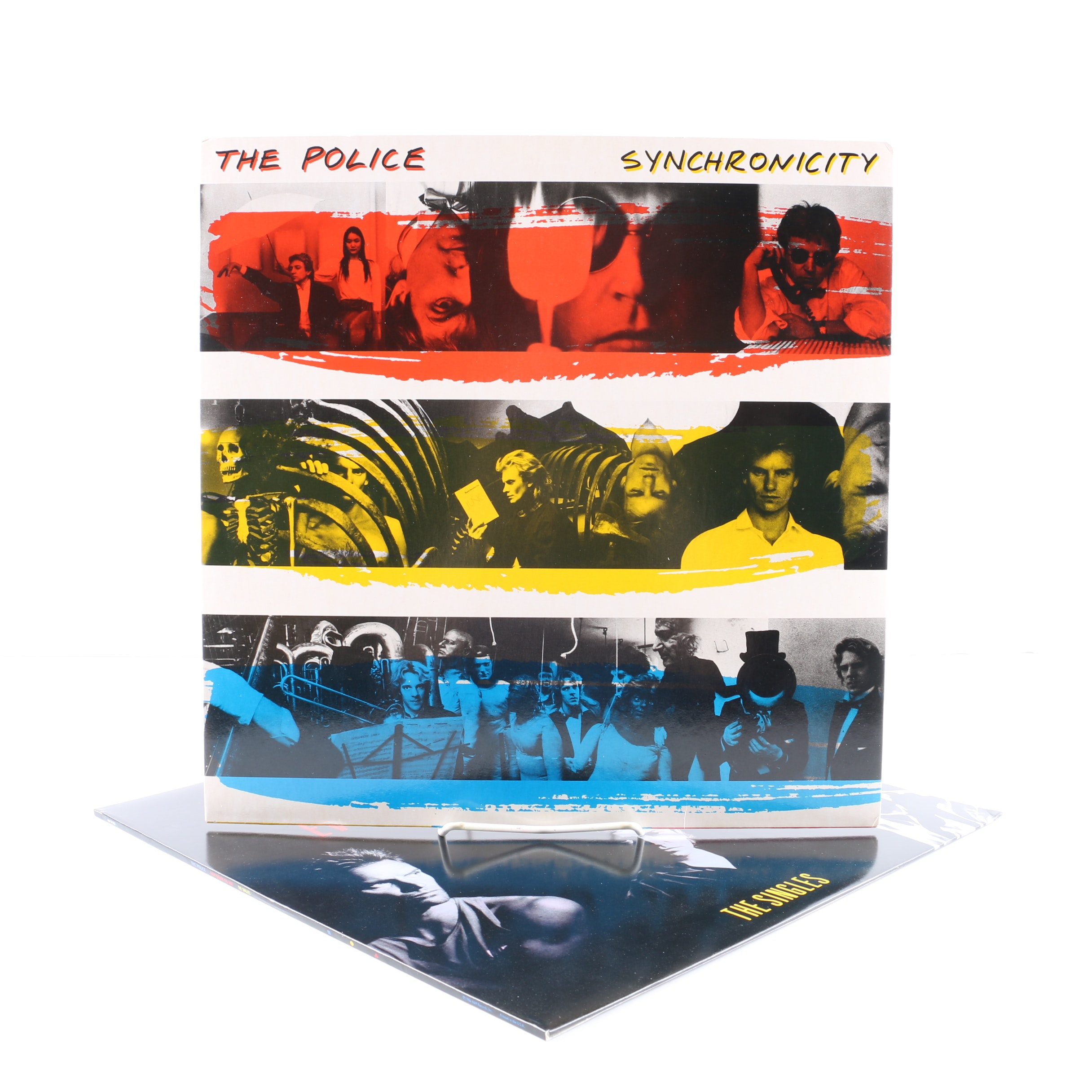"The Police Records Including ""Synchronicity"" and ""Every Breath You Take"""