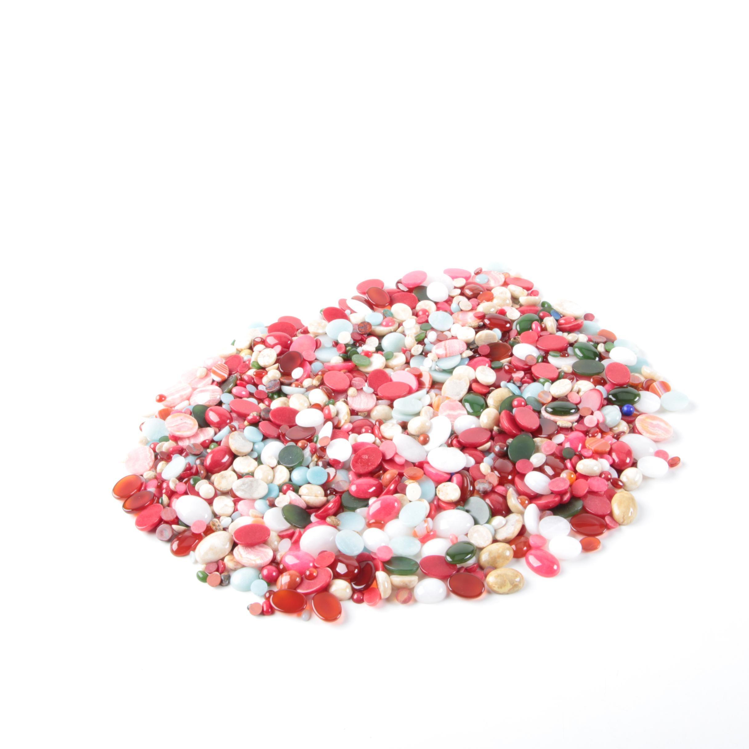 Polished Mineral Specimens