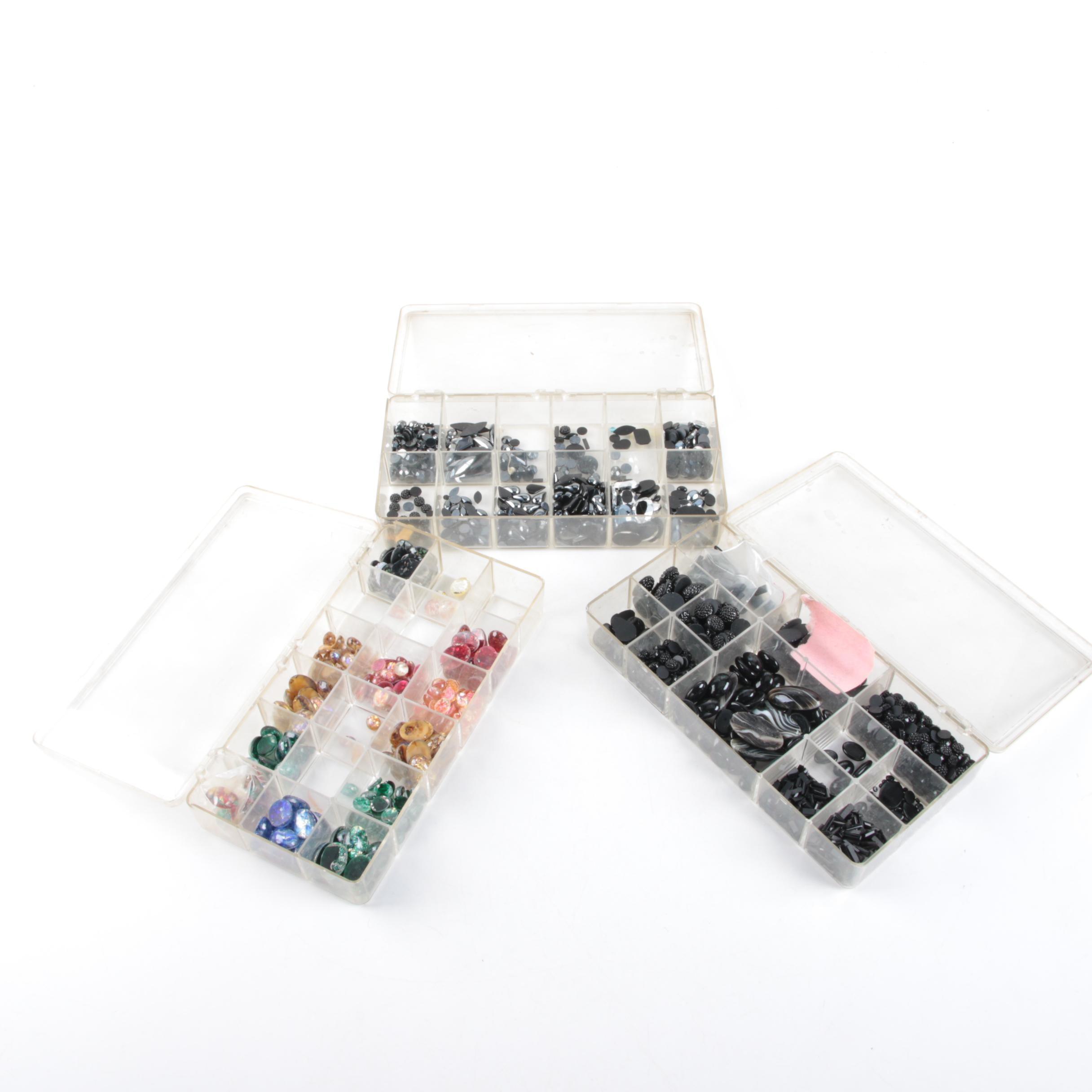 Vintage Swarovski Crystal Rhinestones