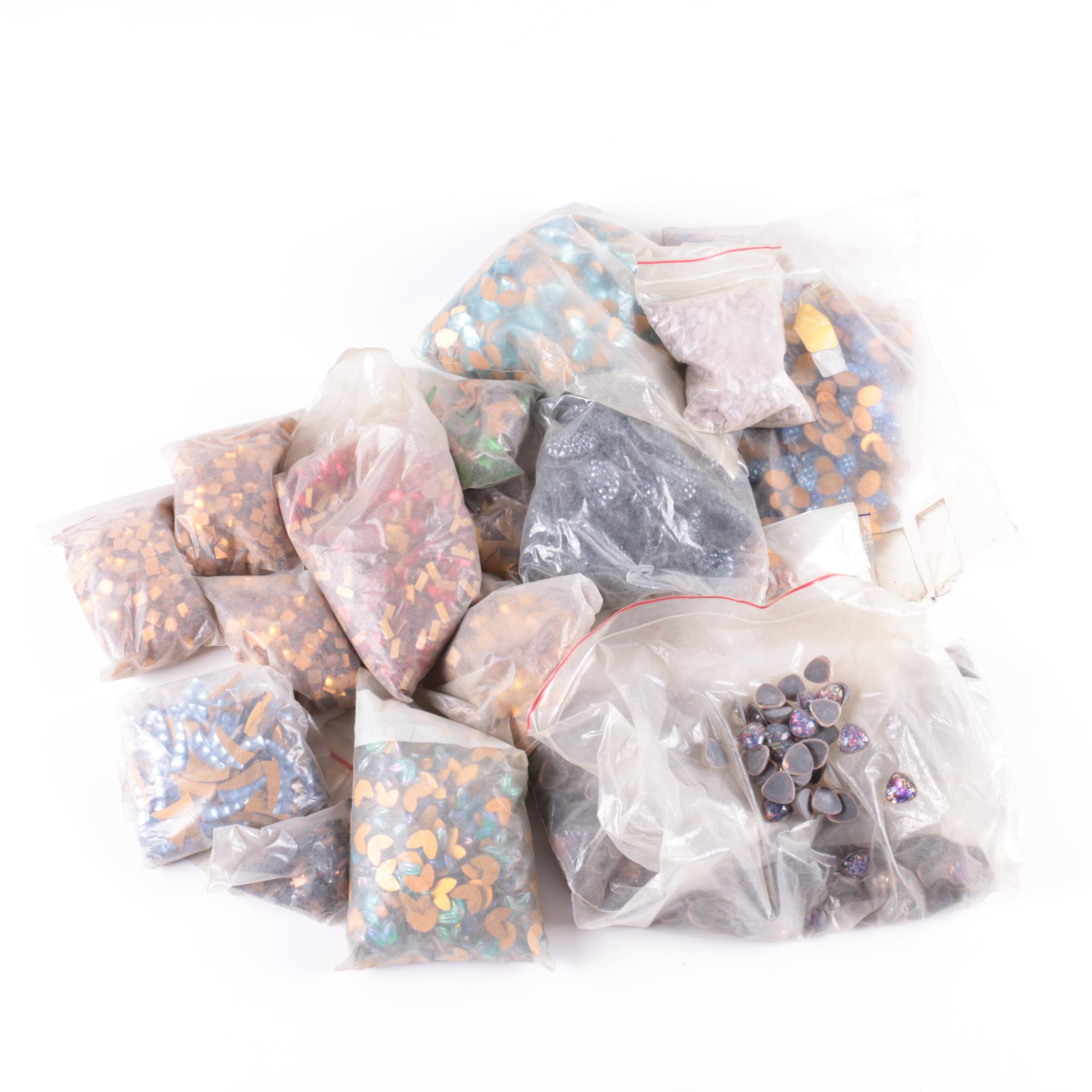 Assorted Swarovski Crystals
