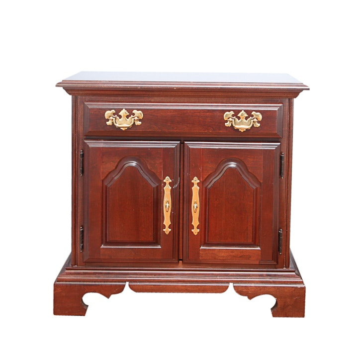 Chippendale Style Nightstand by American Drew.