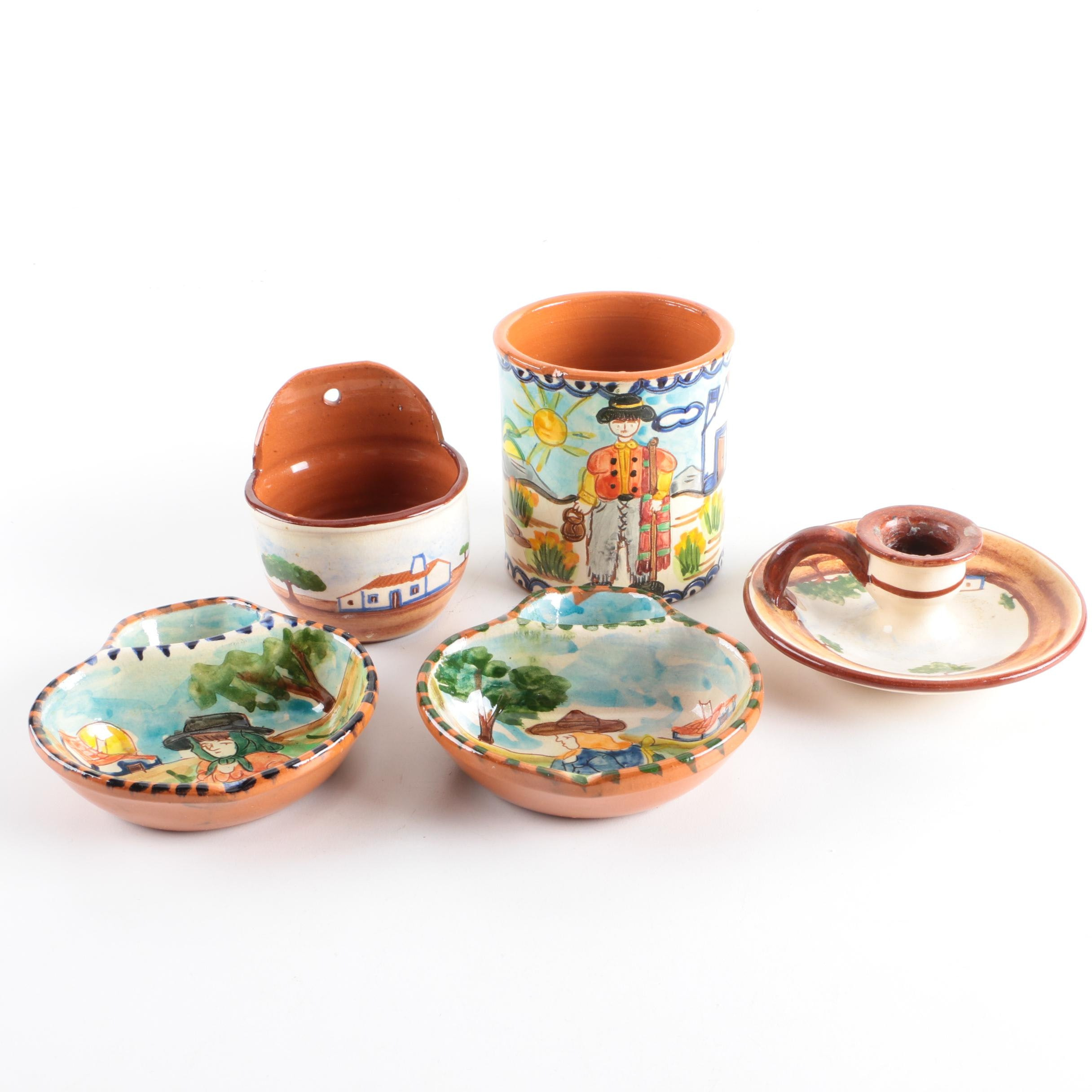 Portuguese Art Pottery