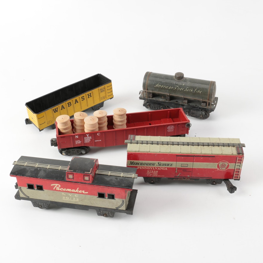 Vintage Model Train 41