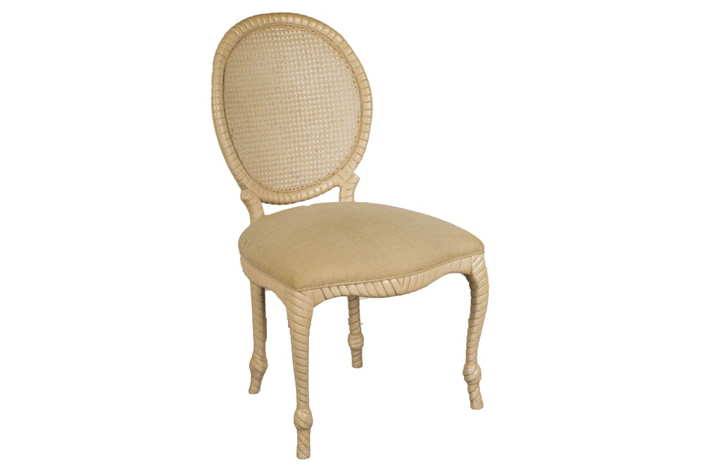 Vintage French Style Side Chair