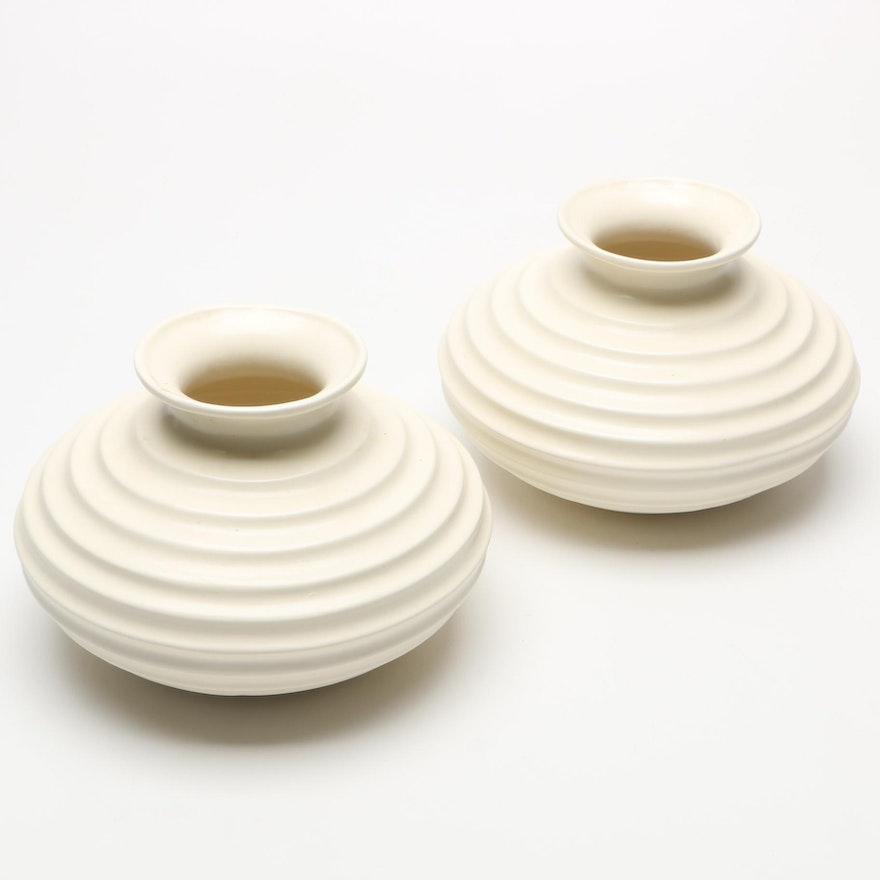 Royal Haeger Pottery Vases Ebth