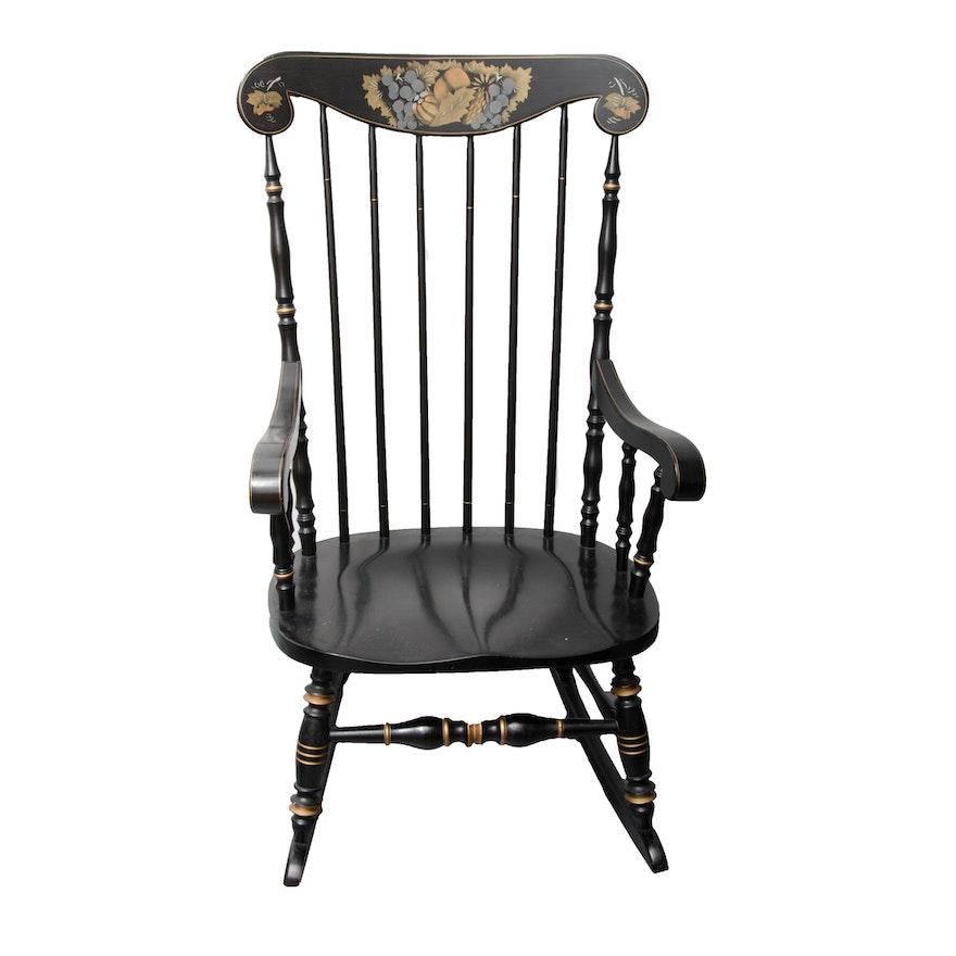 Marvelous Cape Cod Rocker By Ethan Allen Ncnpc Chair Design For Home Ncnpcorg