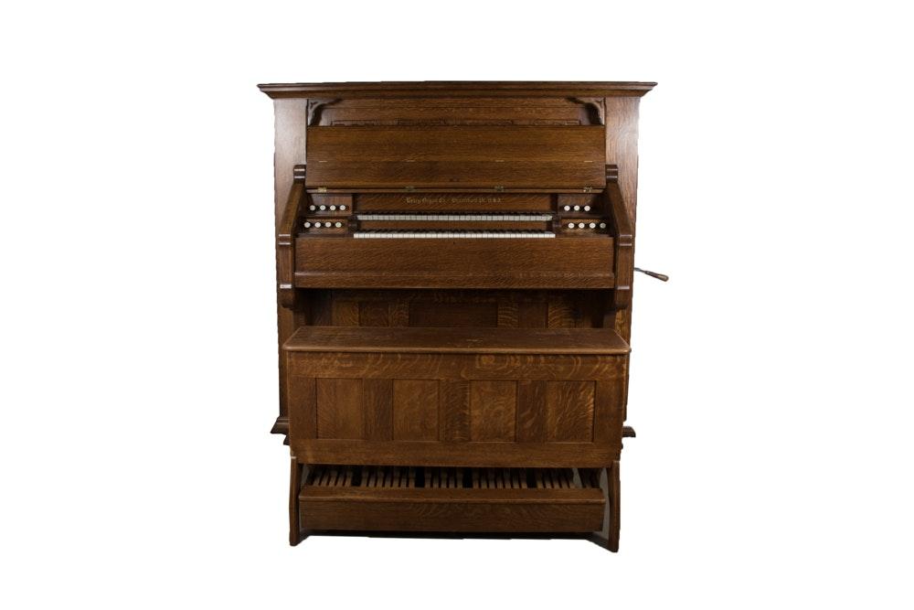 Antique Estey Pump Organ