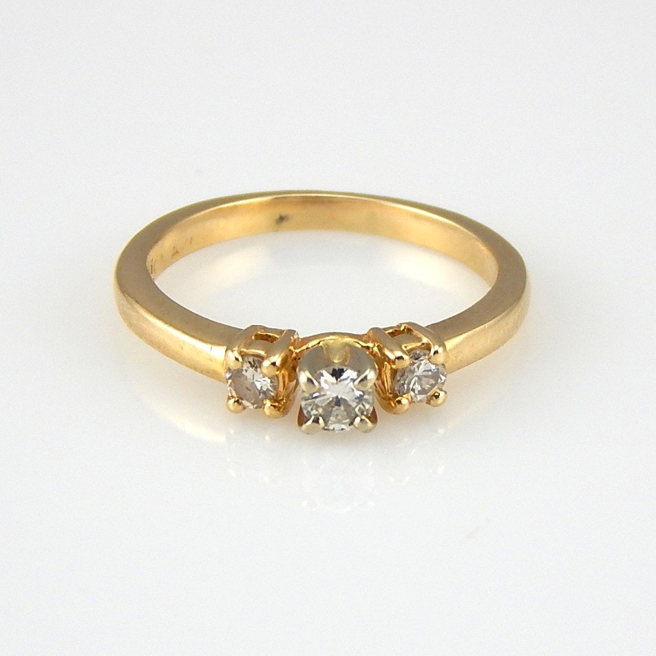 Buying an Antique or Vintage Engagement Ring line EBTH