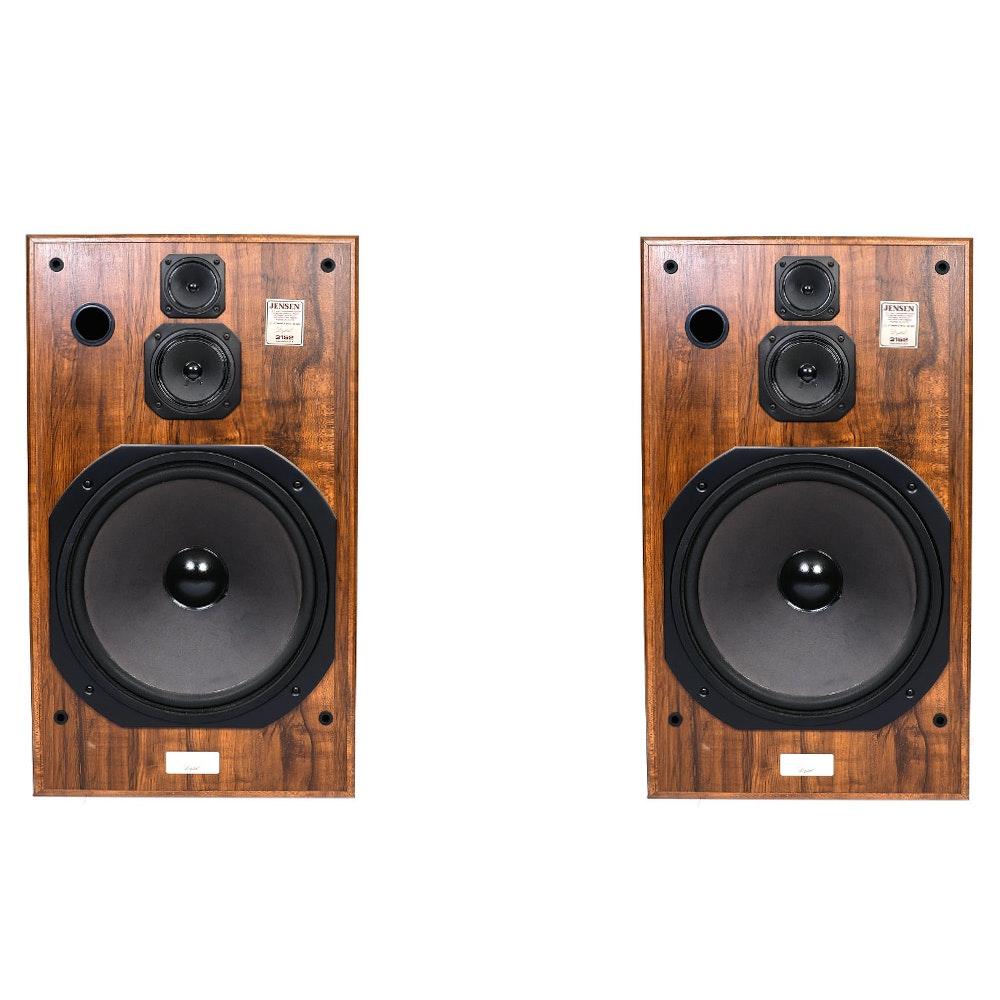 Jensen Floor Speakers