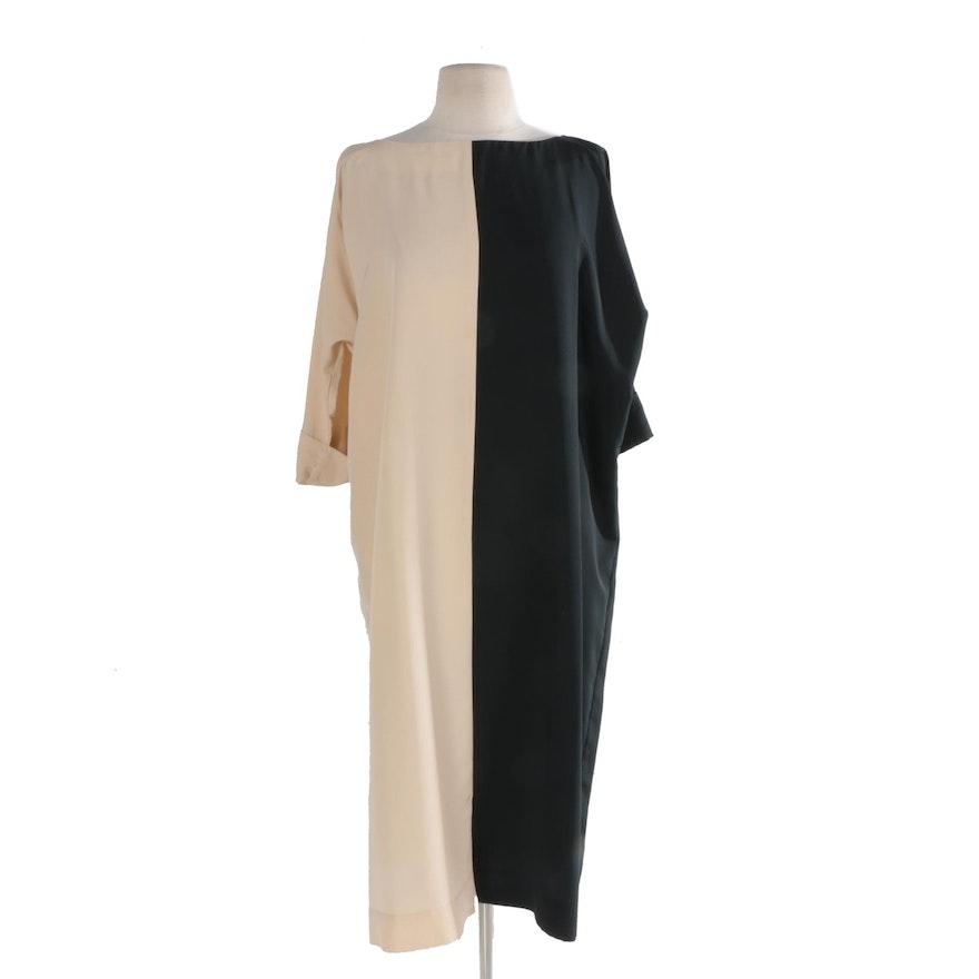 91b0777e Vintage Pierre Balmain Color Block Dress : EBTH