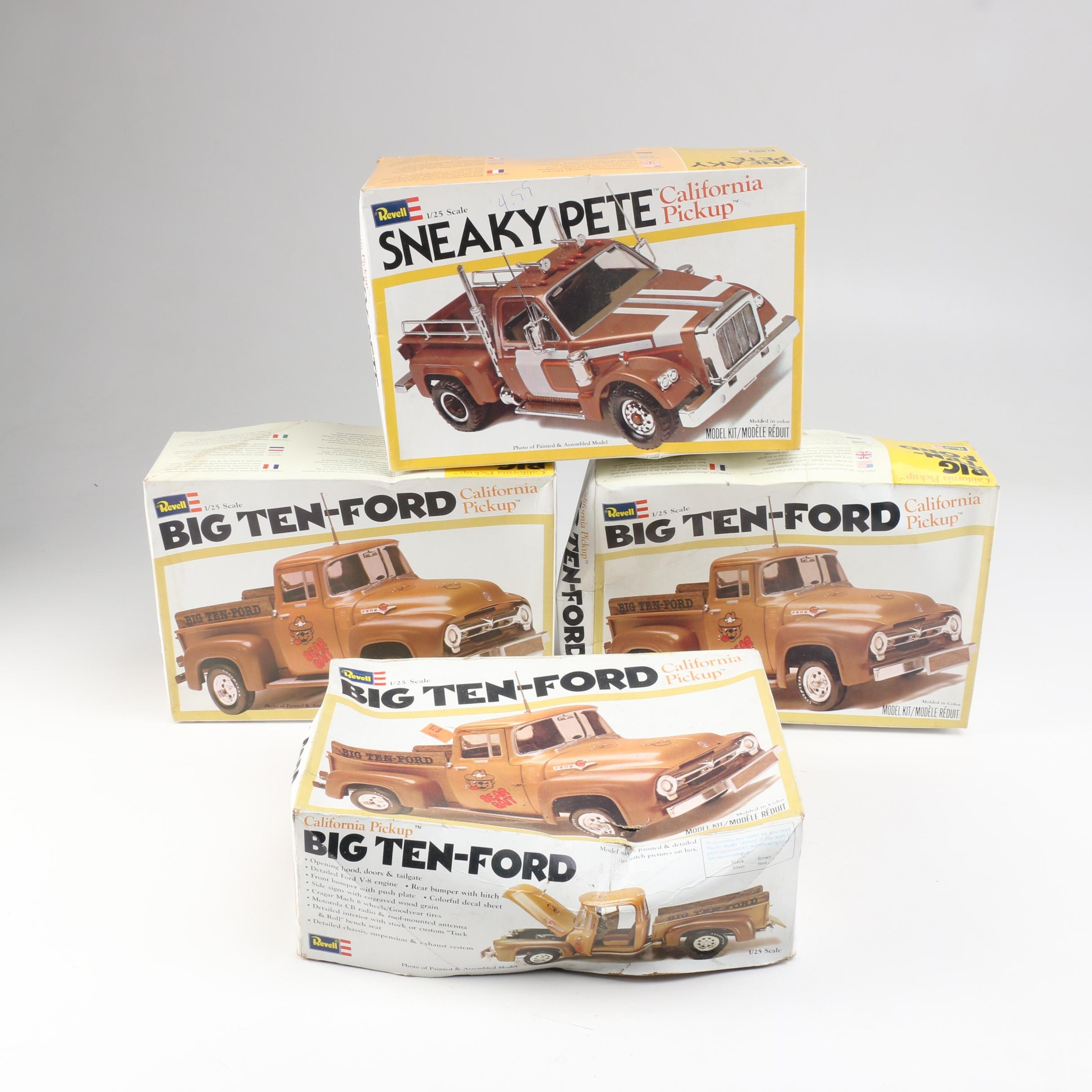 Revell California Pickup Model Kits