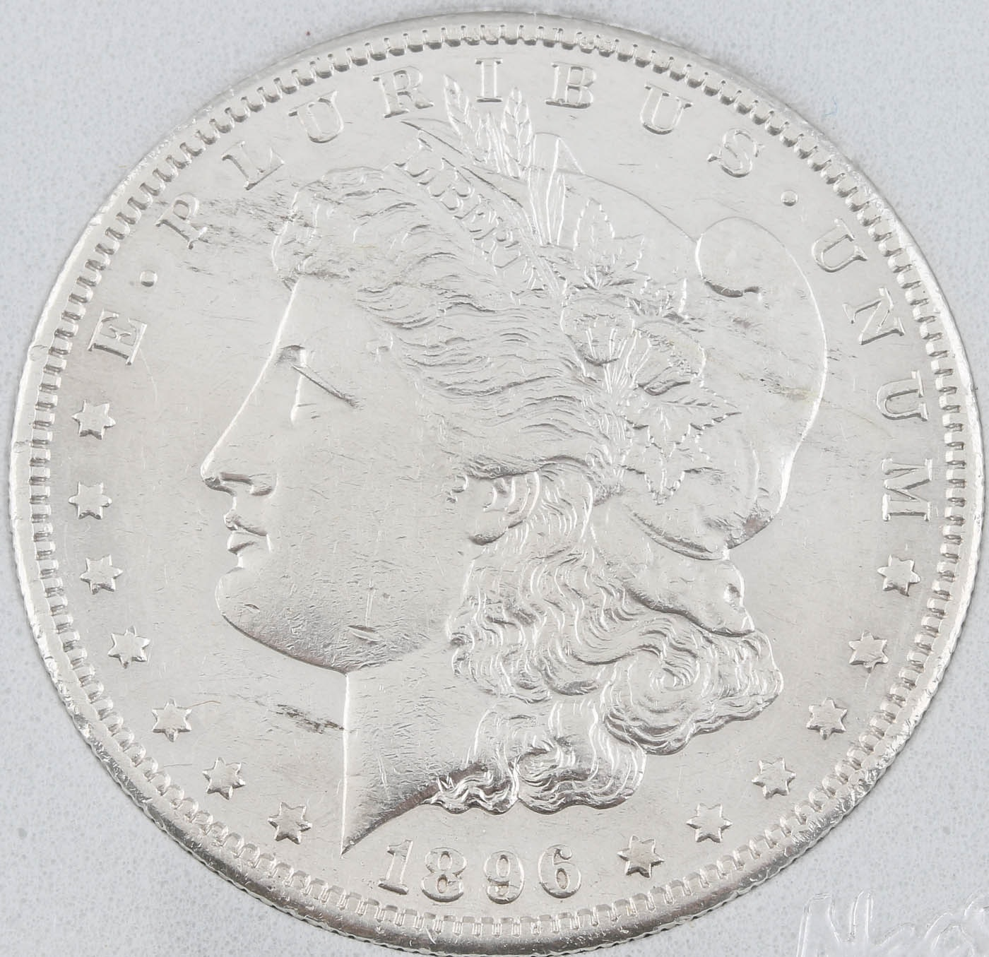 1896-S Silver Morgan Dollar