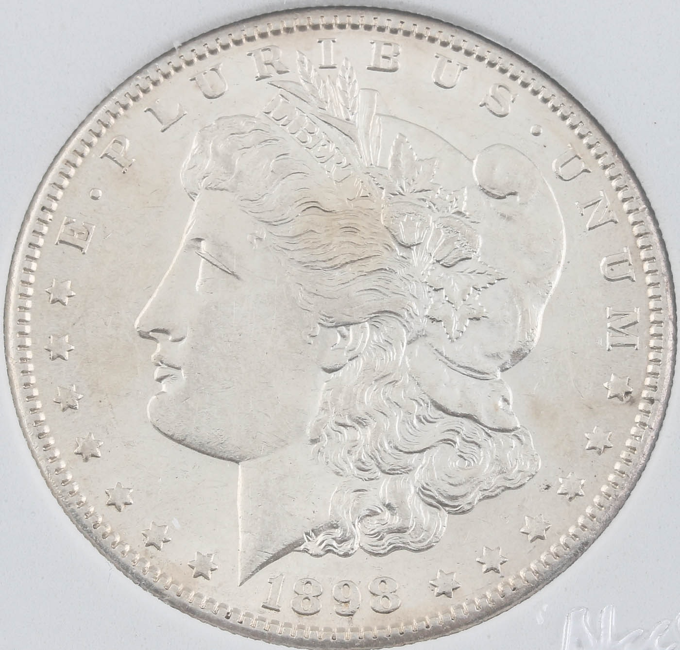 1898-S Silver Morgan Dollar