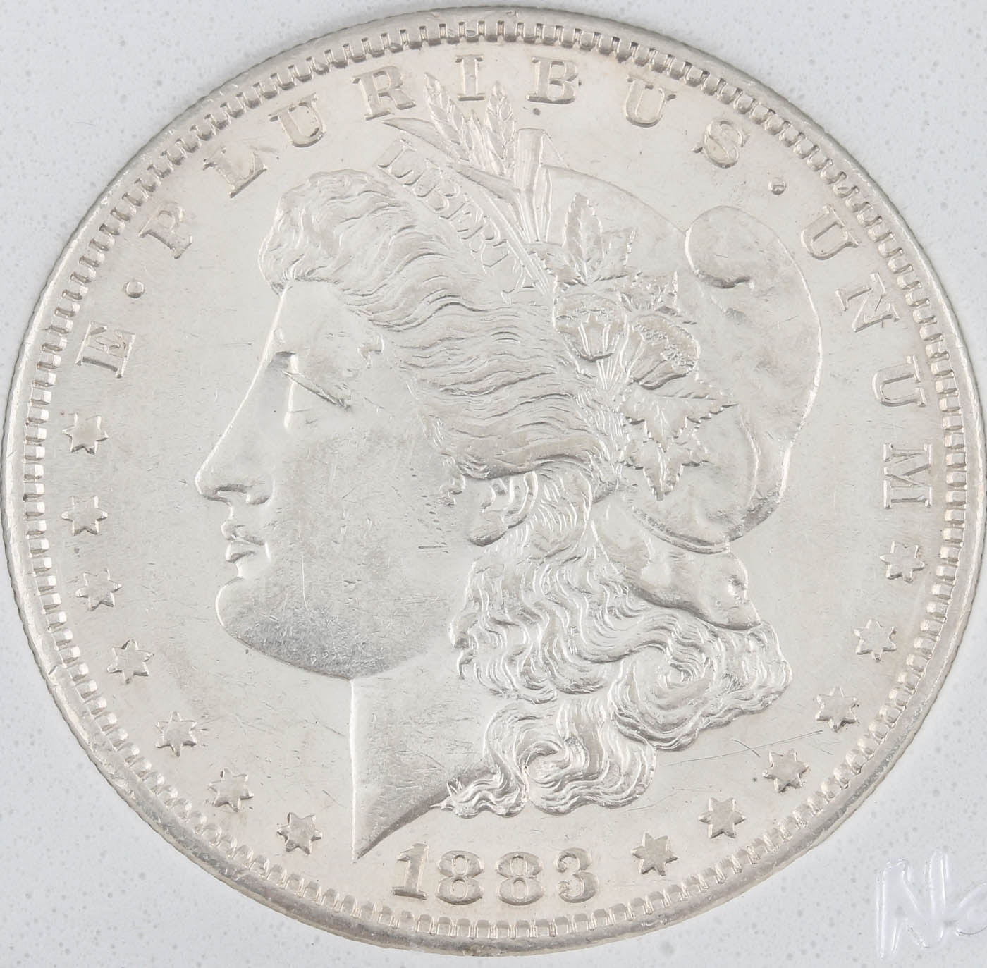 1883-S Silver Morgan Dollar