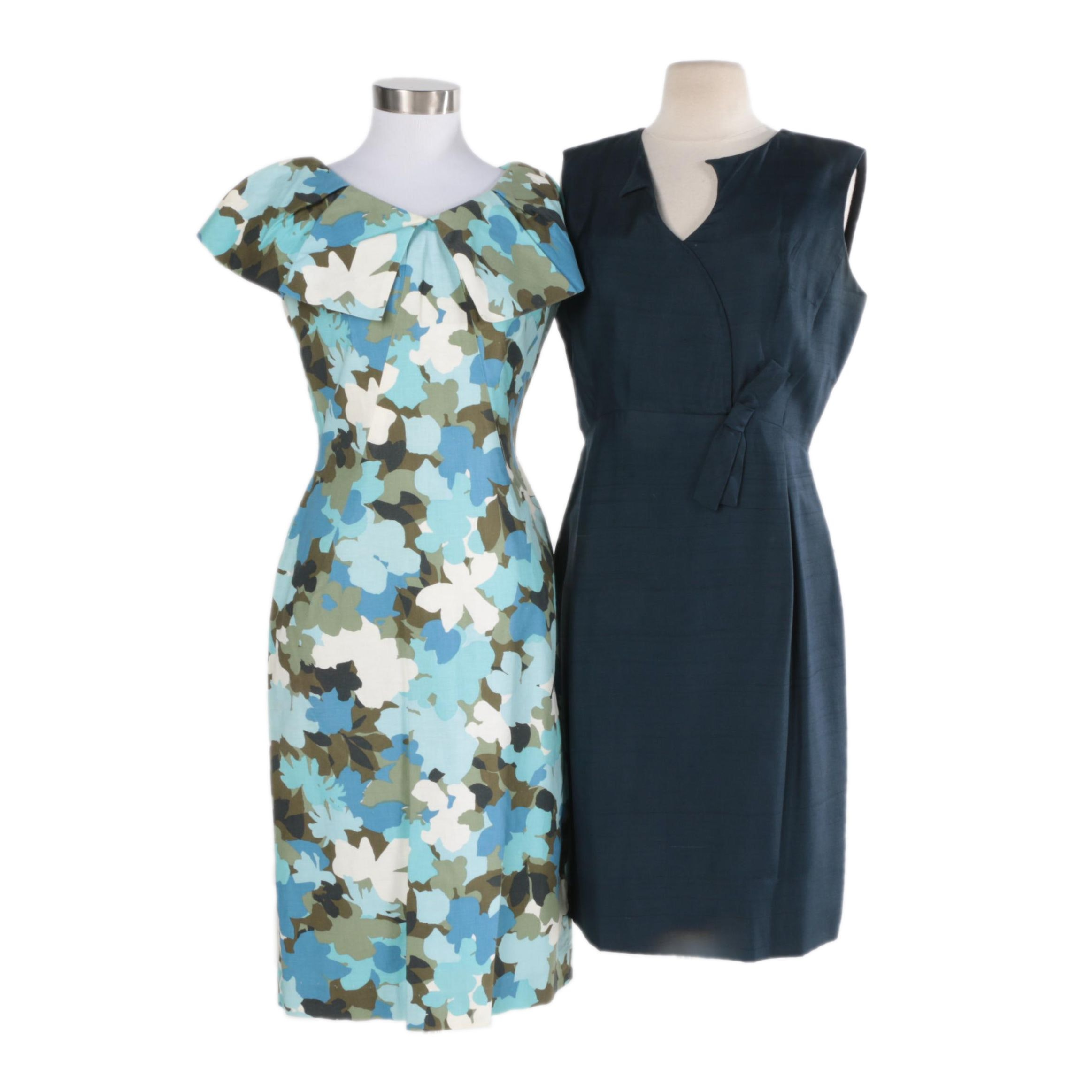 Women's Vintage Circa 1950s Sheath Dresses
