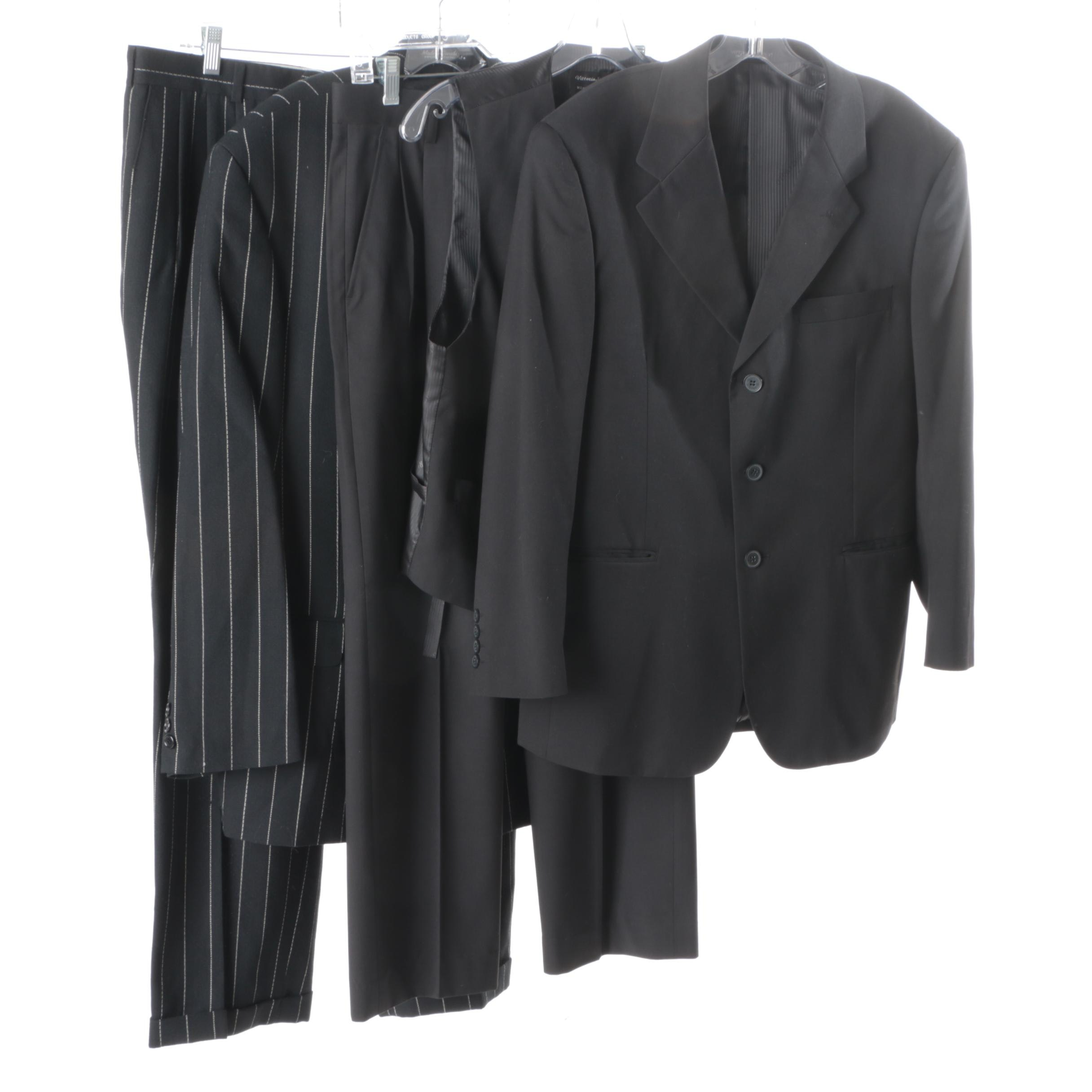 Men's Suits Including Vittorio St. Angelo