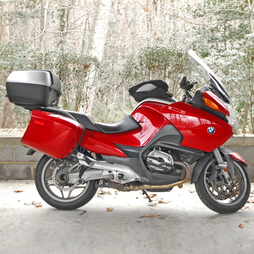 2006 BMW R 1200 RT Motocycle