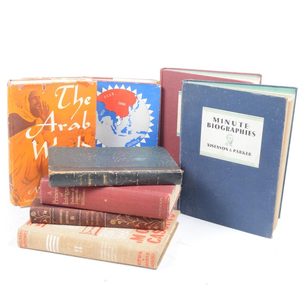 Vintage International History Books