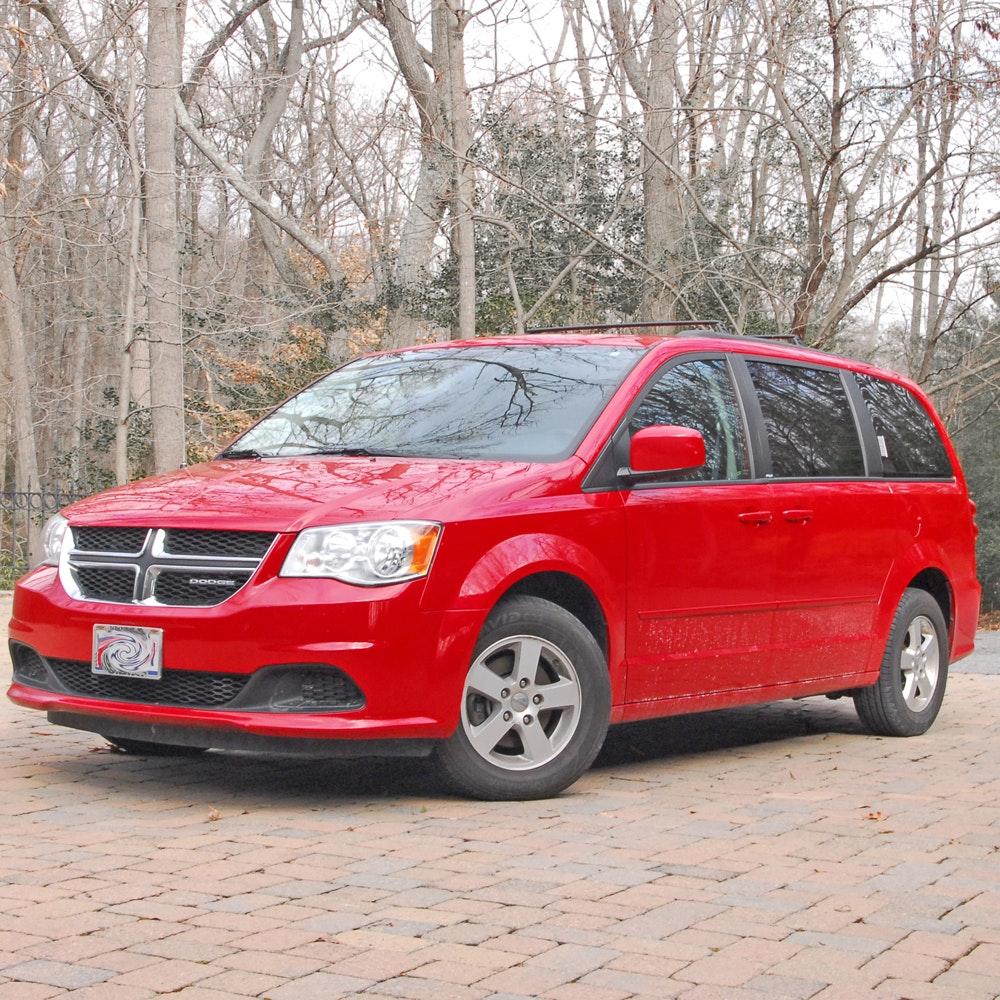 2012 Dodge Grand Caravan Minivan
