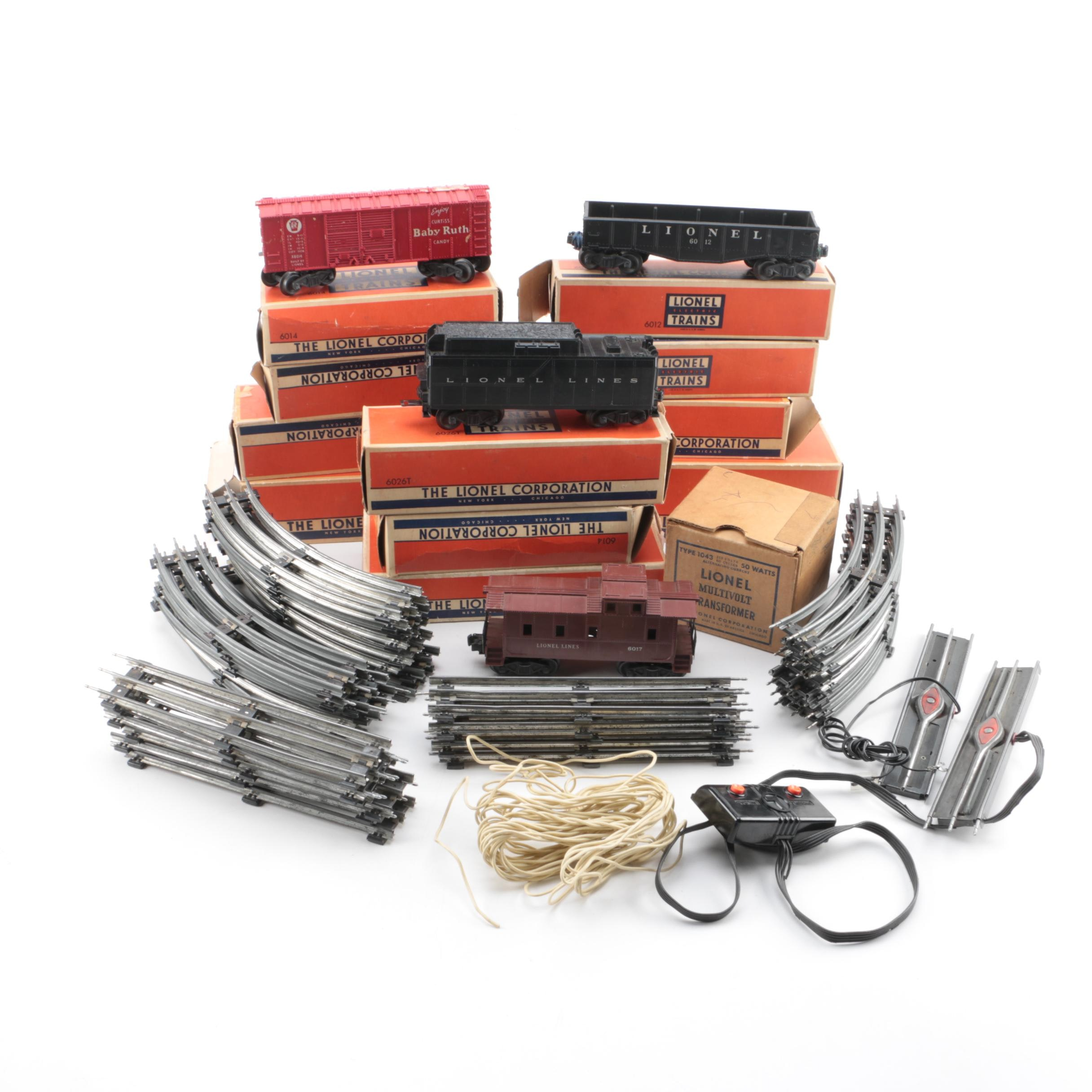 Lionel Trains and Accessories