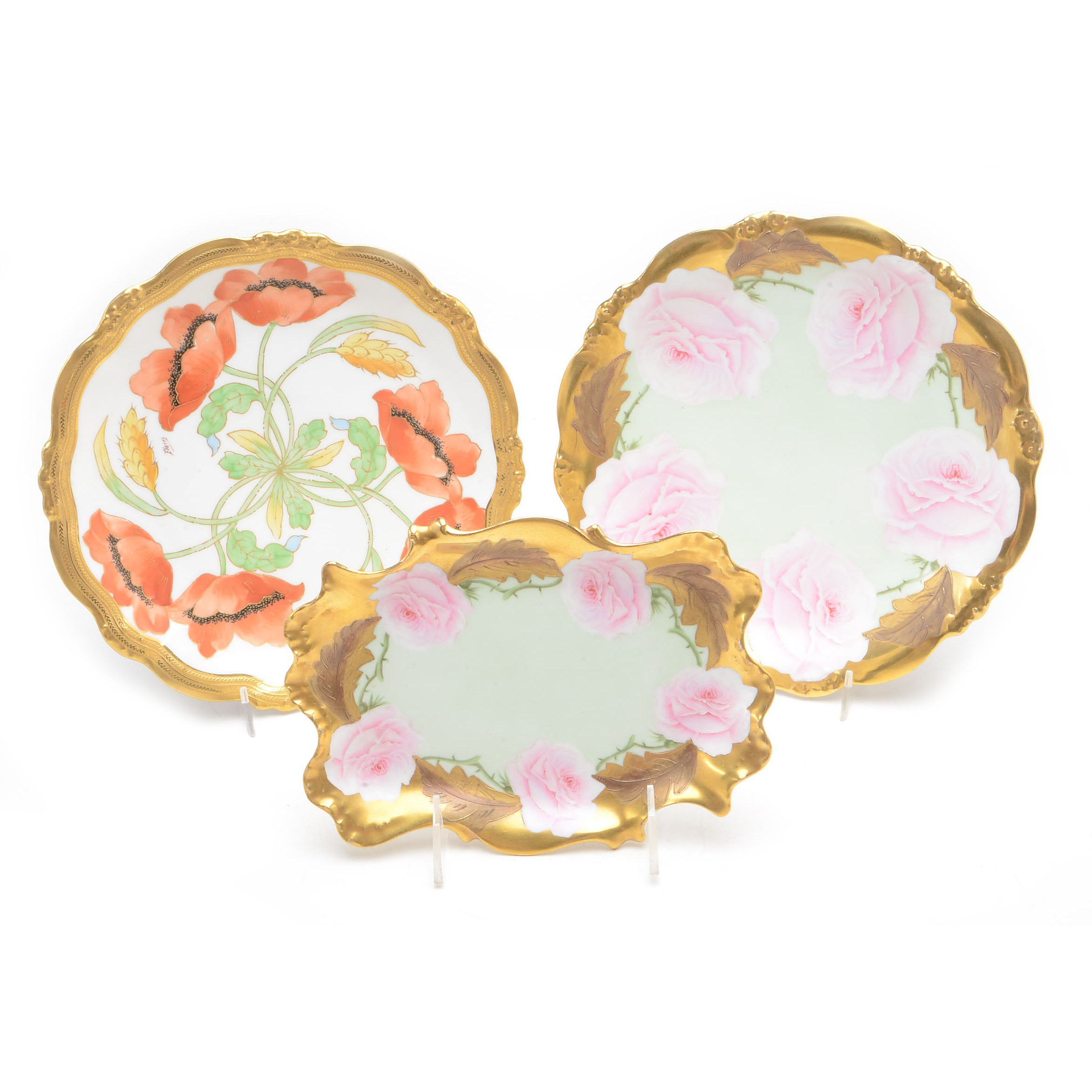 Collection of Antique Limoges Plates ...  sc 1 st  EBTH.com & Collection of Antique Limoges Plates : EBTH