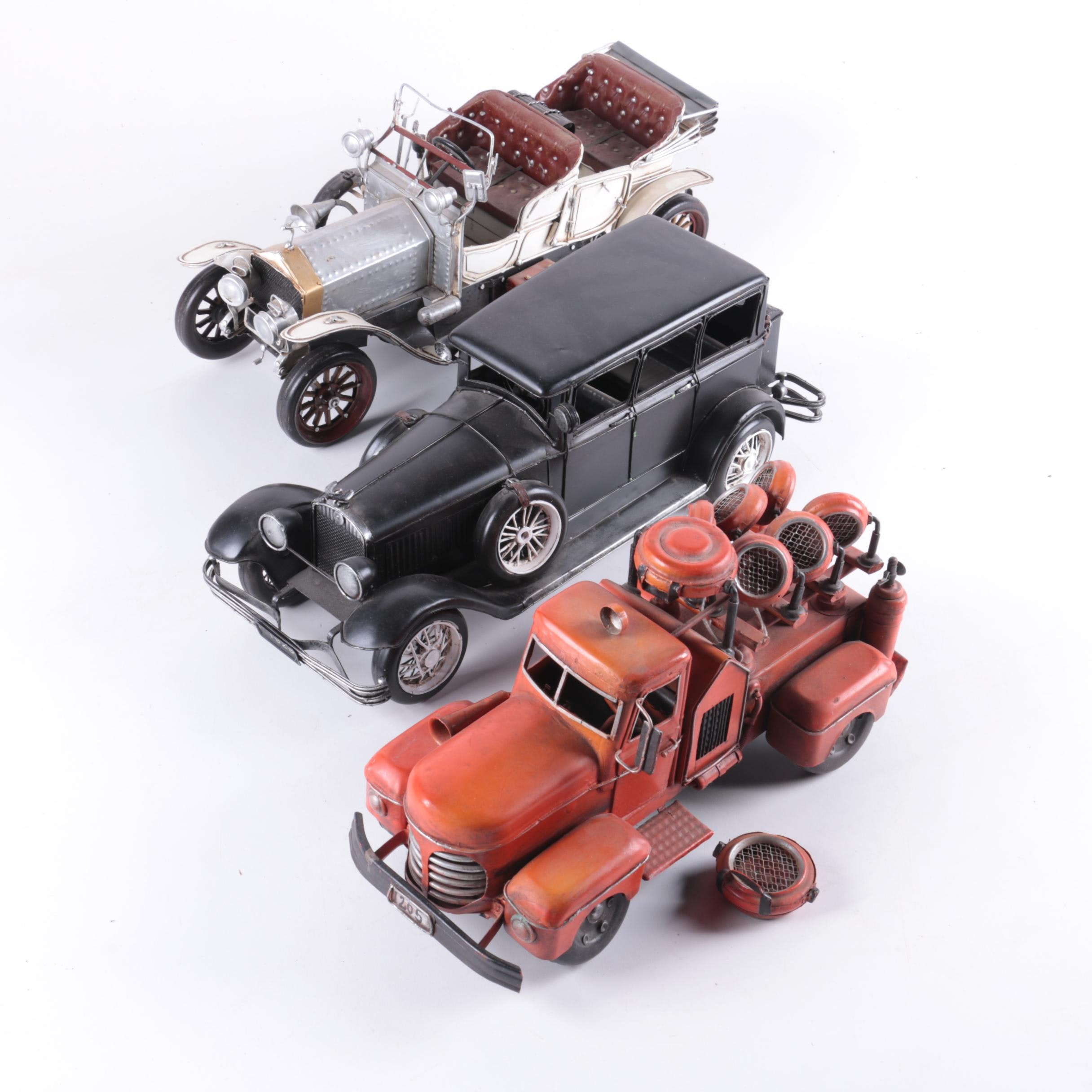 Rolls-Royce Die-Cast Cars
