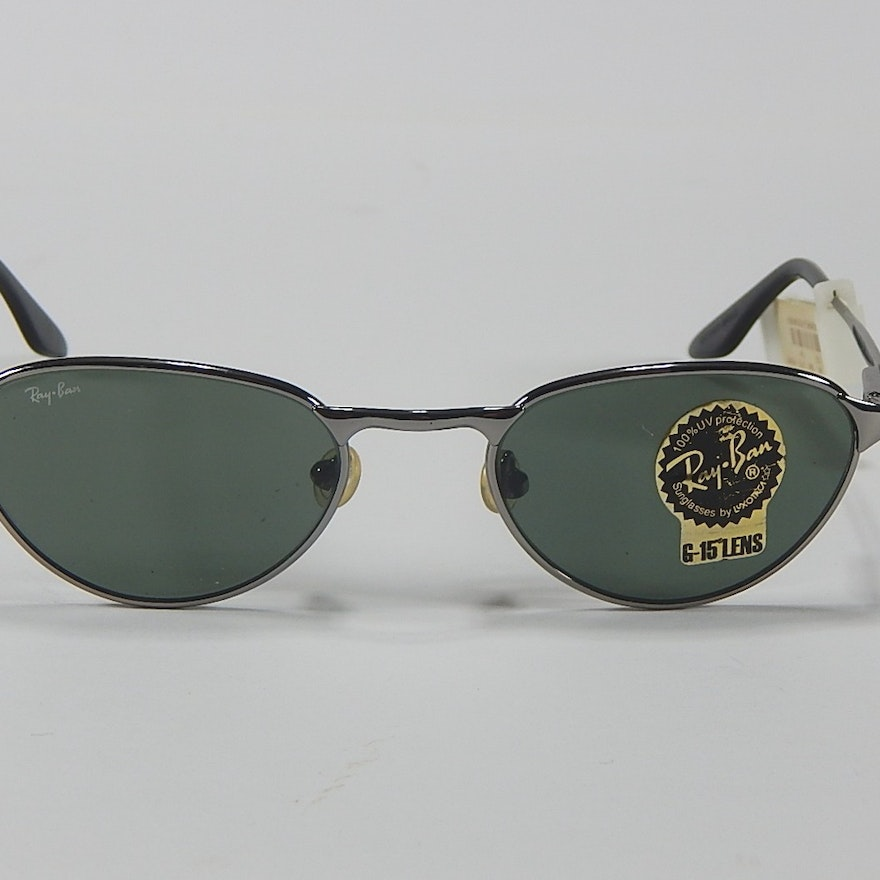 60d8b7ee34 Vintage Bausch and Lomb Ray Ban Sunglasses W2843   EBTH
