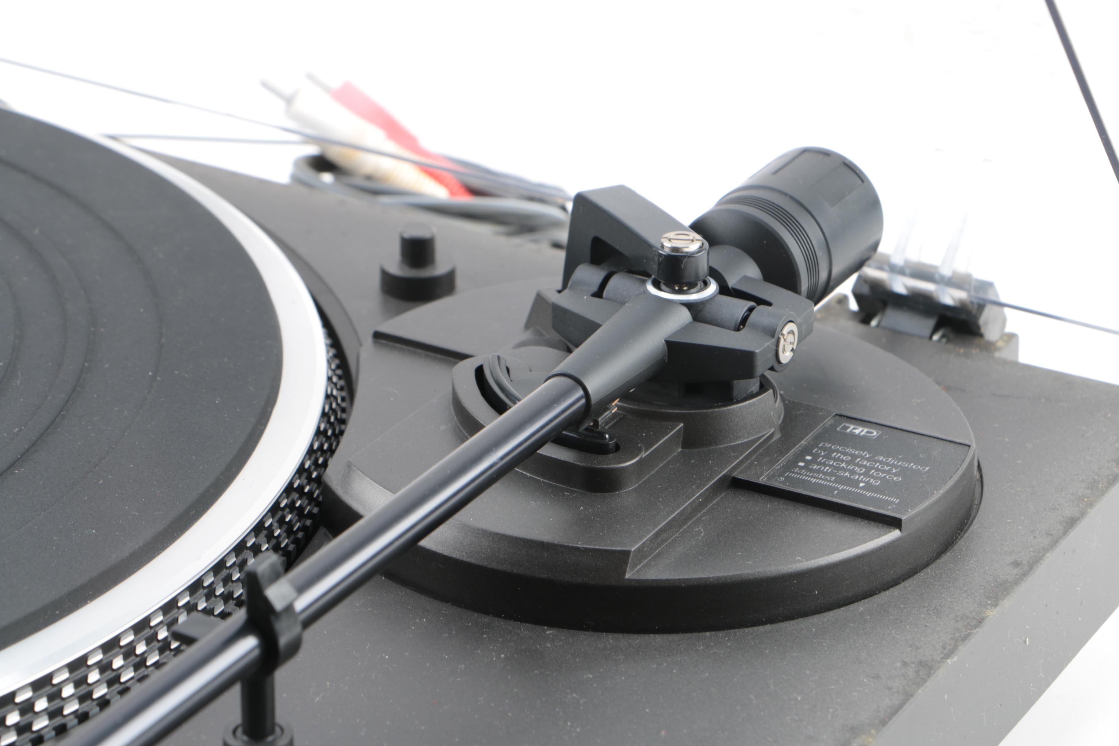 Vintage Technics Fg Servo Turntable Ebth