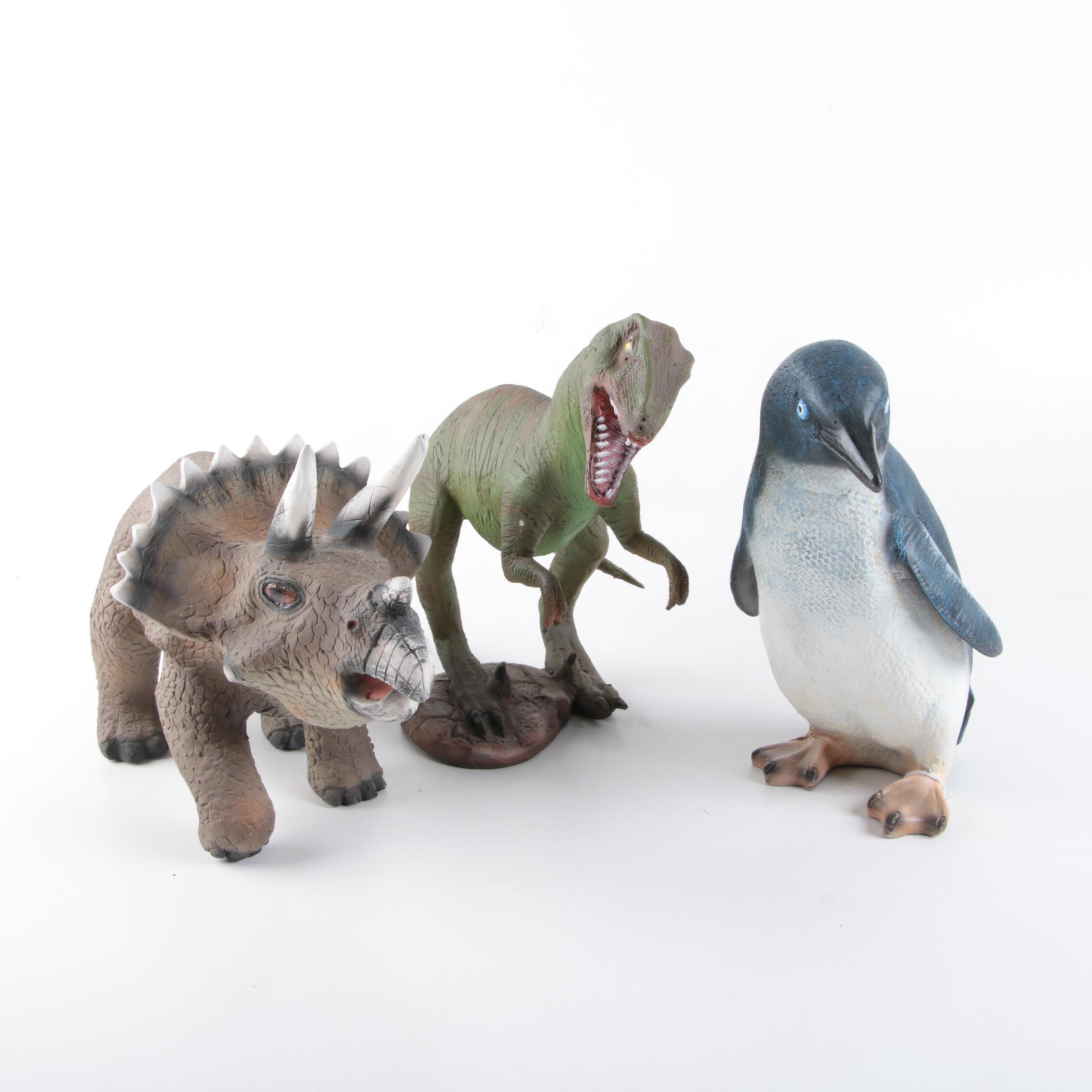 Resin Animal Figurines