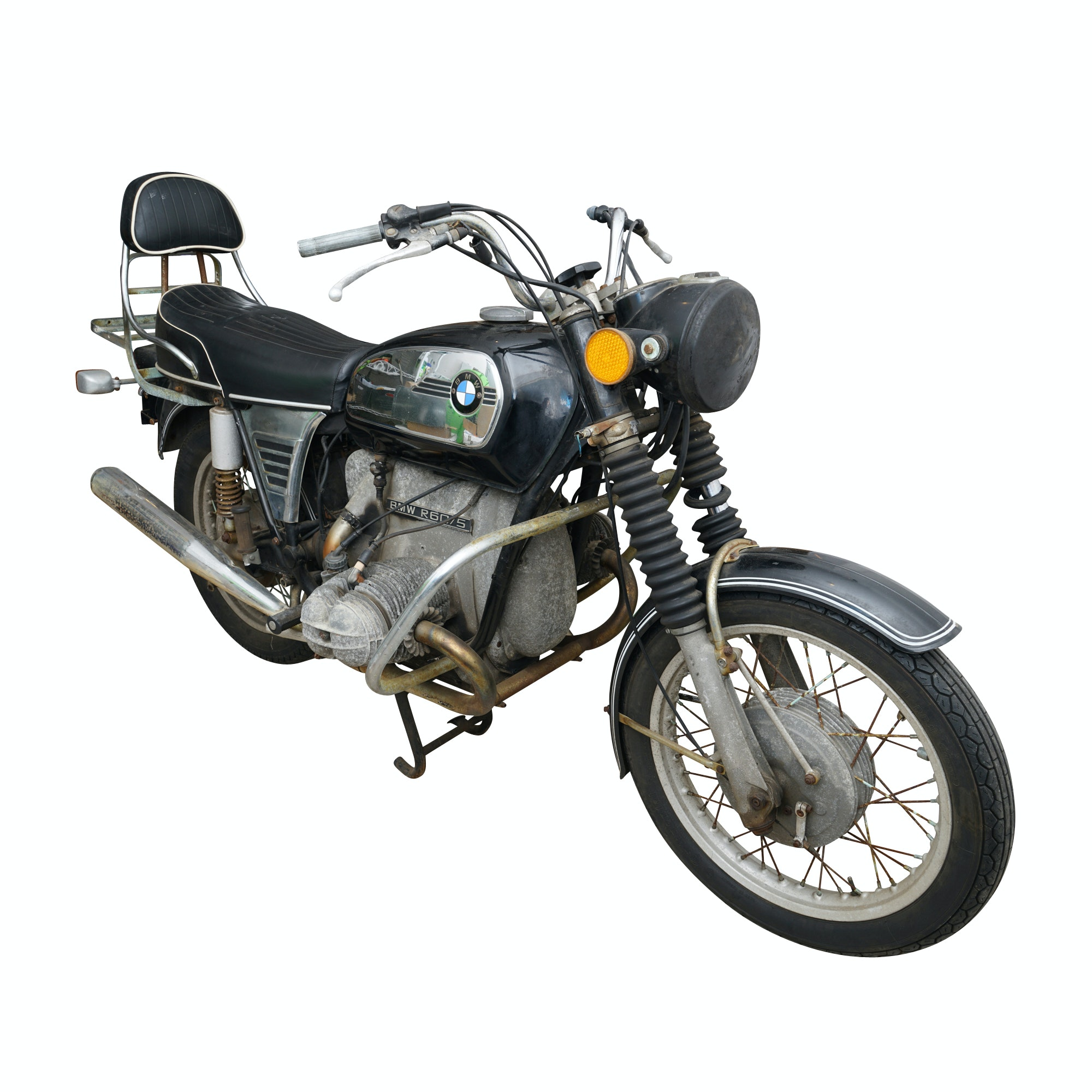 1973 BMW R60/5 Motorcycle