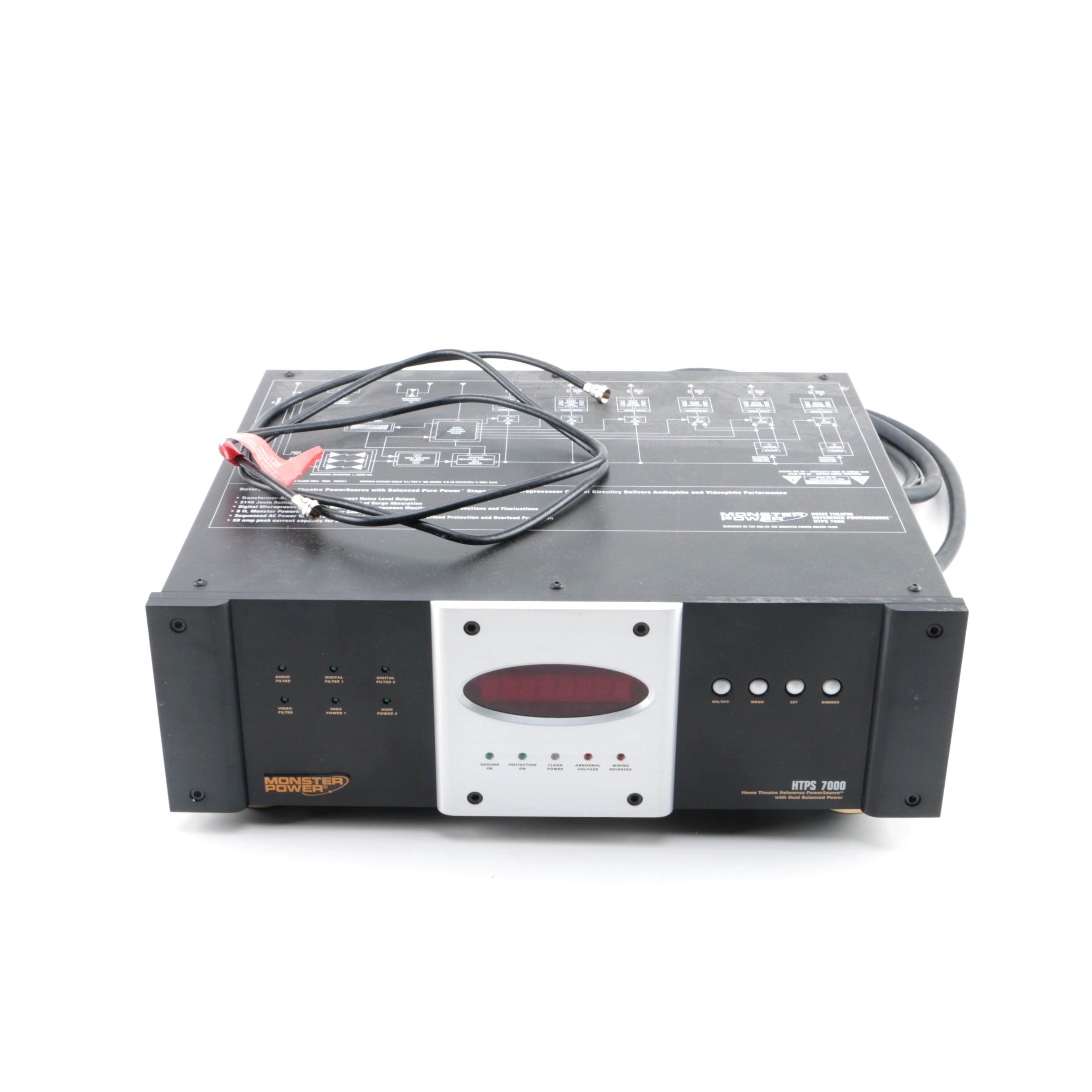 Monster Power Home Theatre Power Source