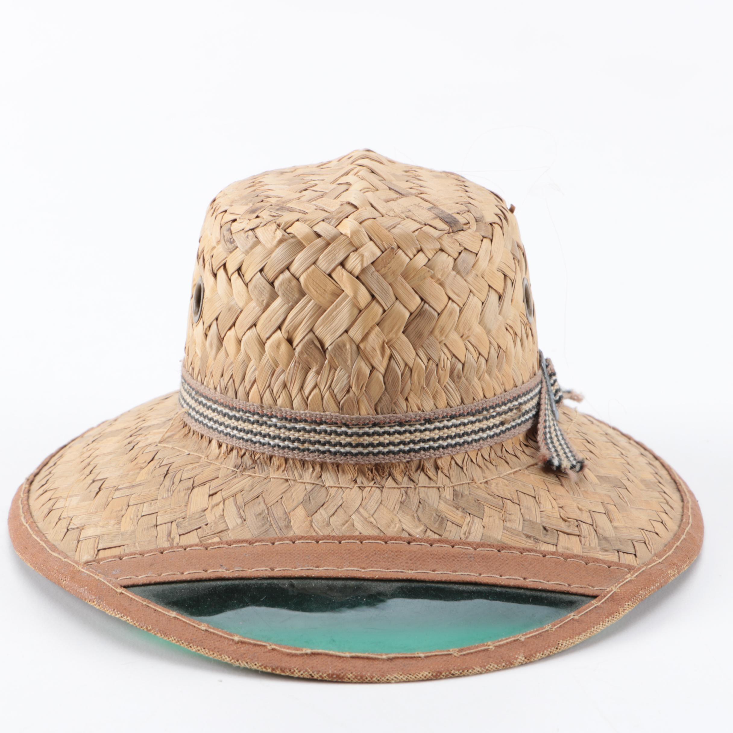 Western Hemisphere Miniature Straw Hat