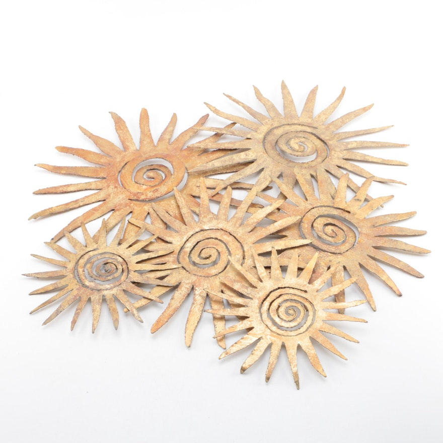 Contemporary Metal Wall Art : EBTH