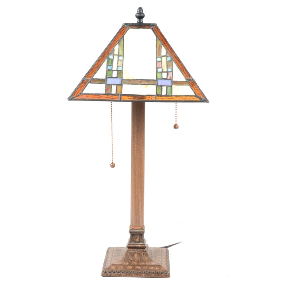 Craftsman Style Table Lamp ...