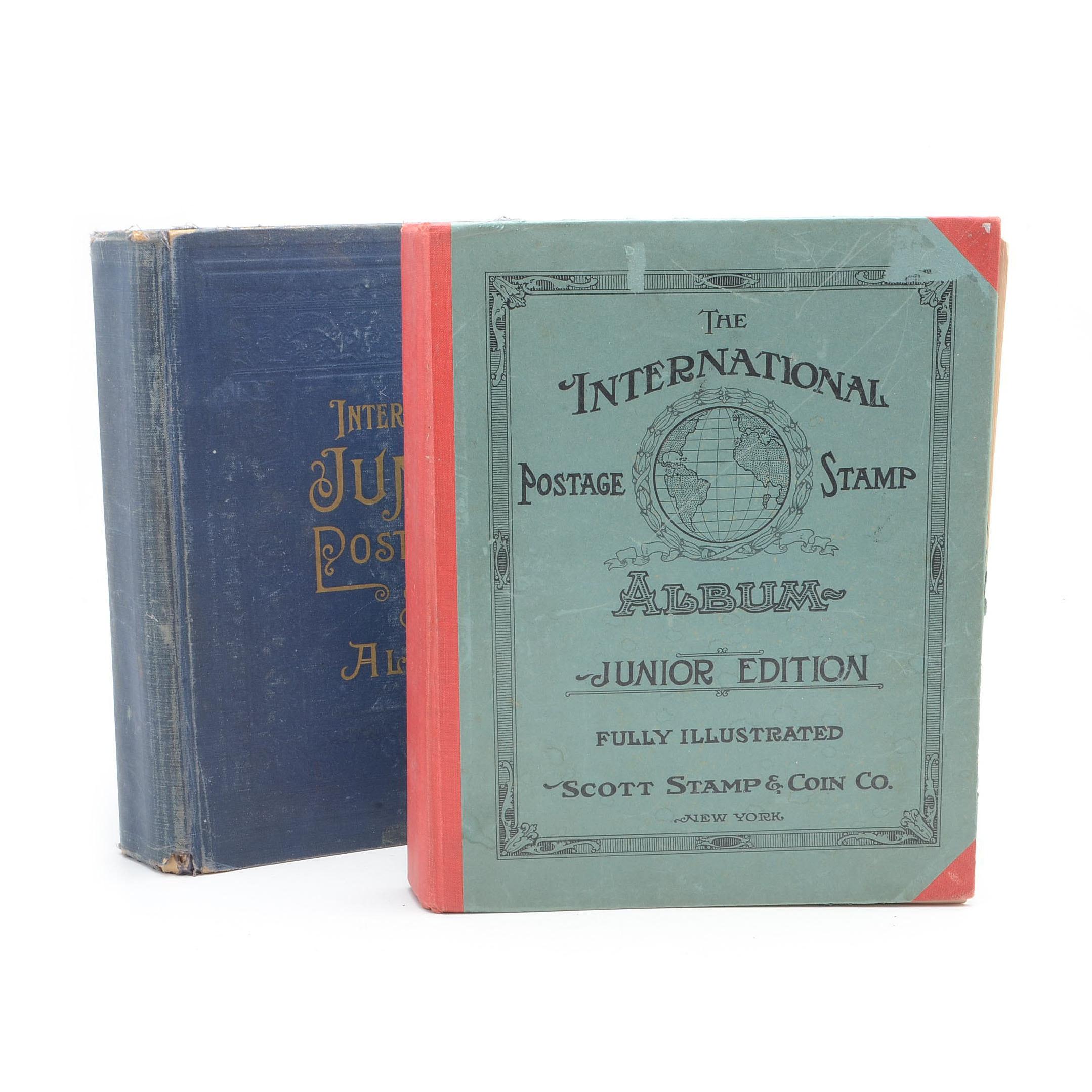 Pairing of Stamp Books