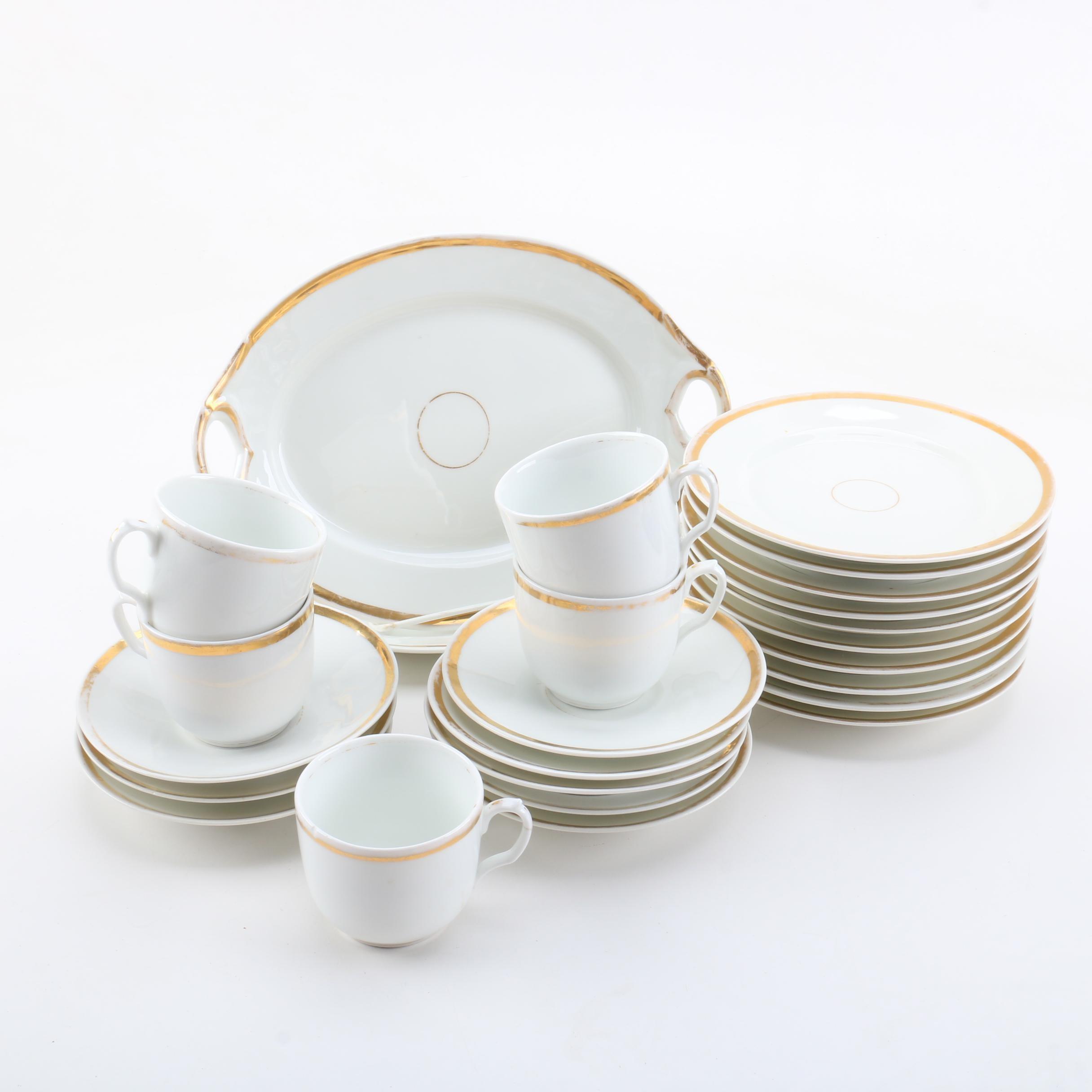 Old Paris Porcelain Tableware ... & Old Paris Porcelain Tableware : EBTH