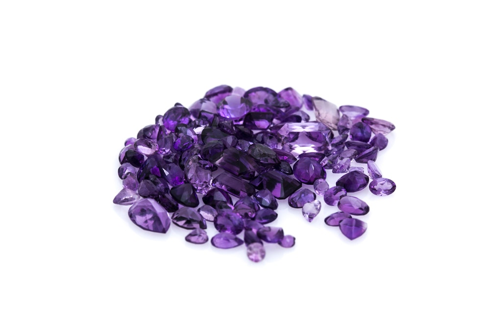 94.55 CTW of Amethyst