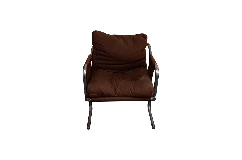 Etonnant Mid Century Modern Sling Chair ...