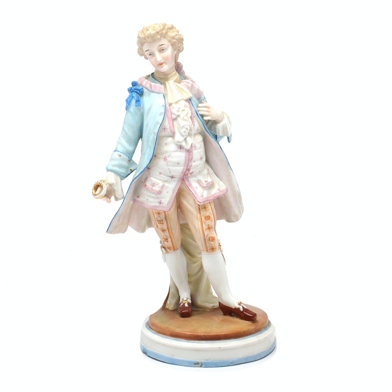 Antique A.W.F. Kister Figurine