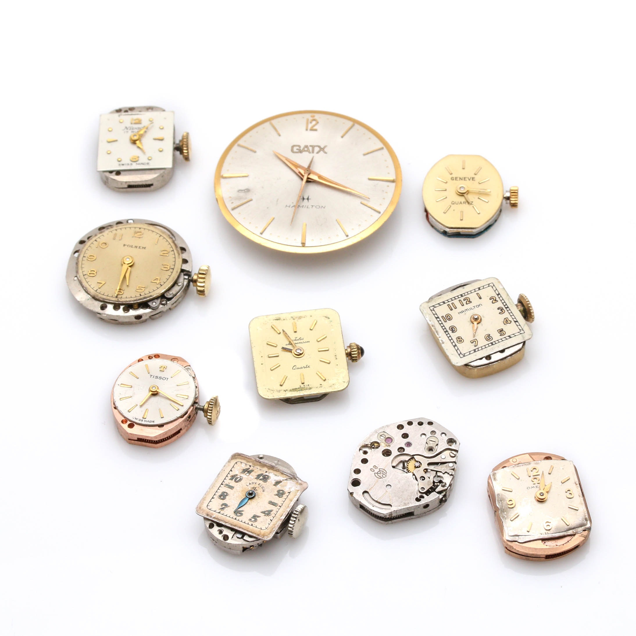 Watch Movement Assortment