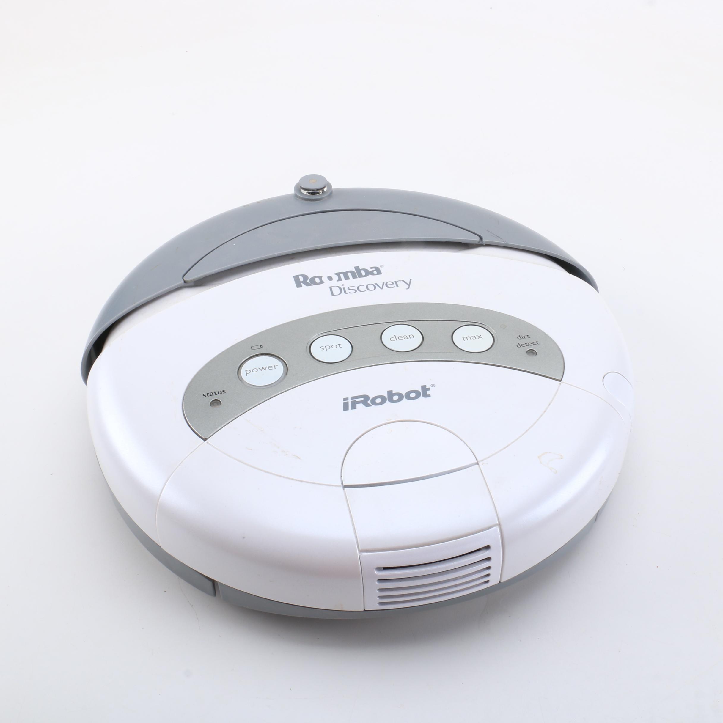 iRobot Roomba 4210 Discovery Robotic Vacuum