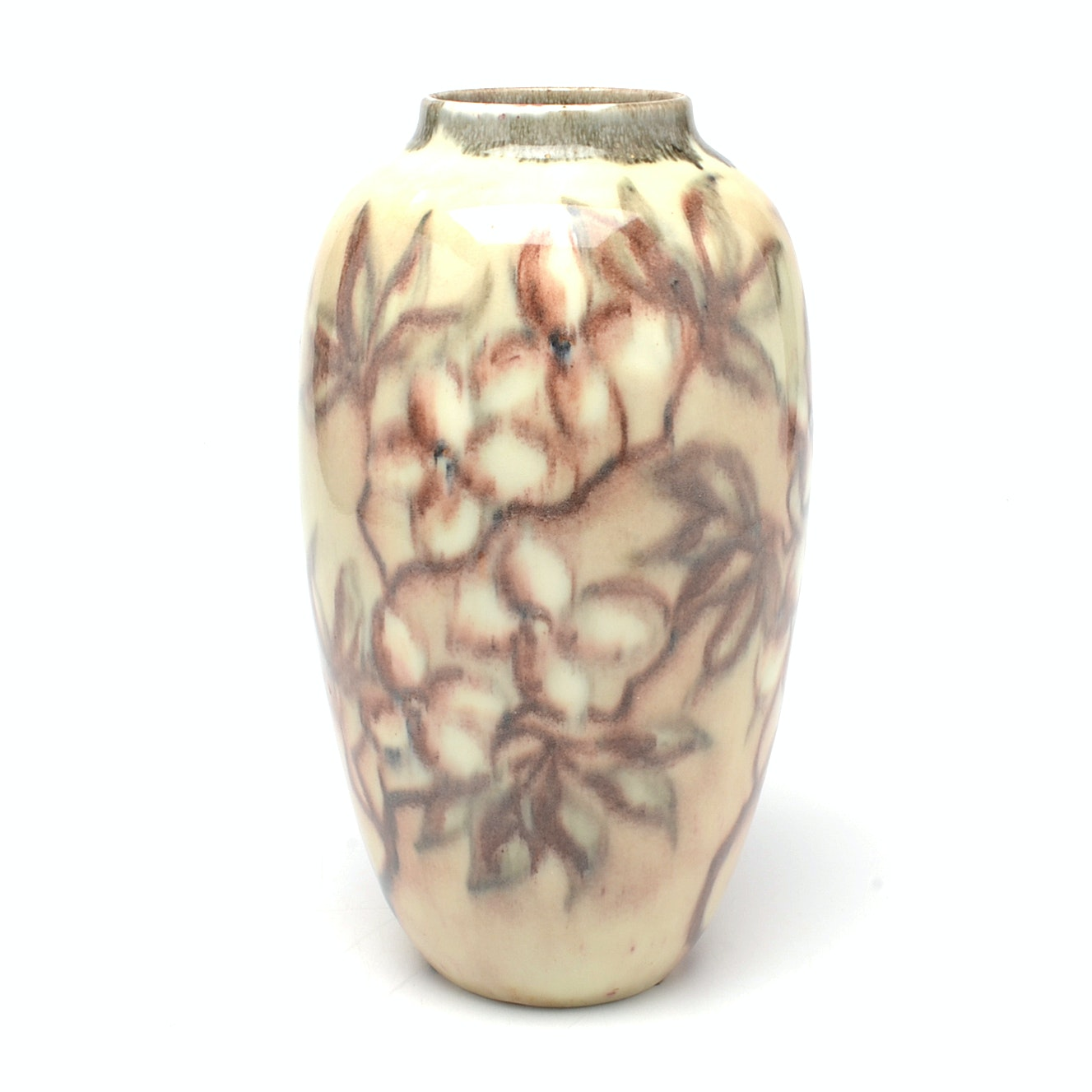 Vintage Jens Jensen Rookwood Vase