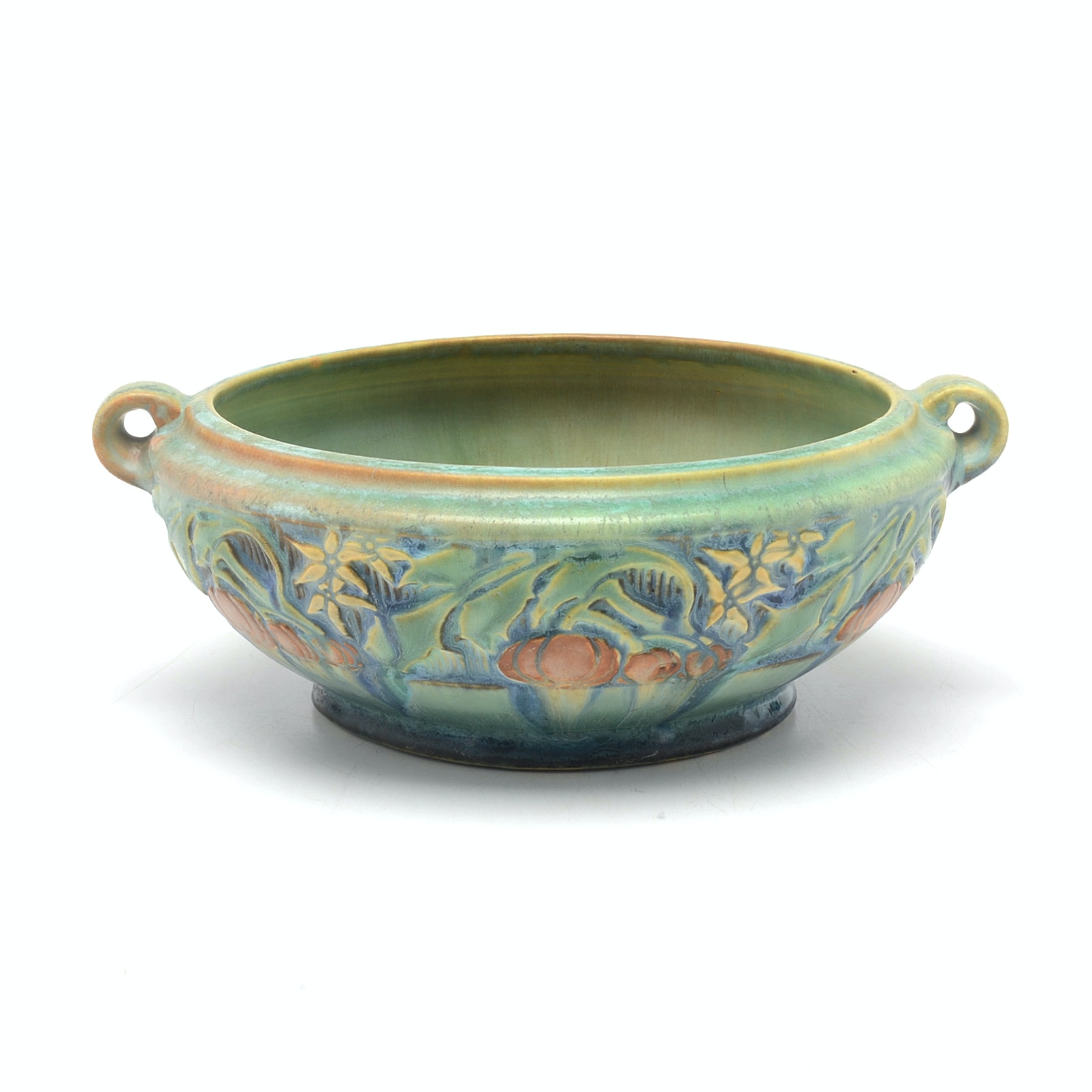 "Roseville Pottery ""Baneda"" Bowl"